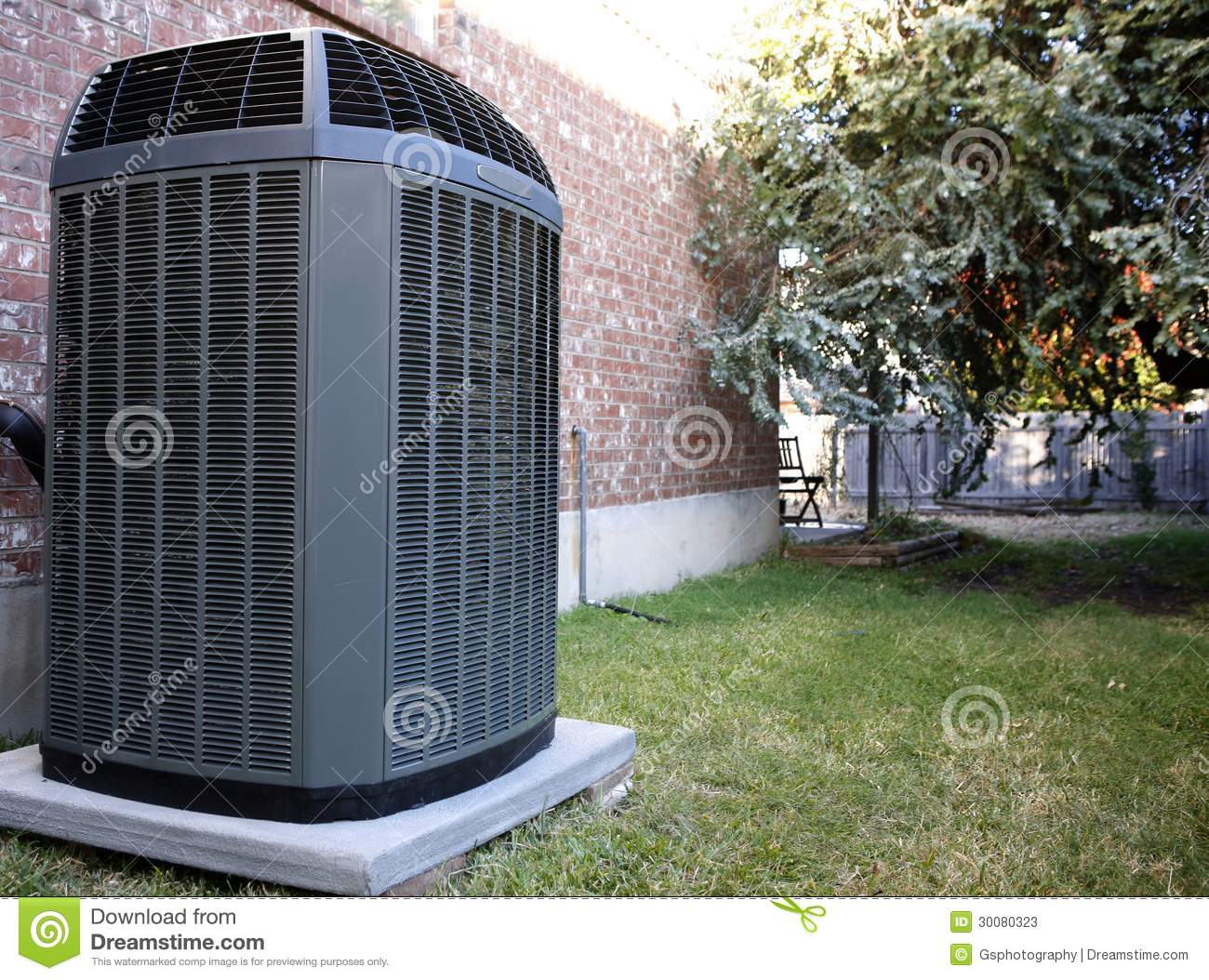 Air Conditioner Stock Image Image Of High Industrial