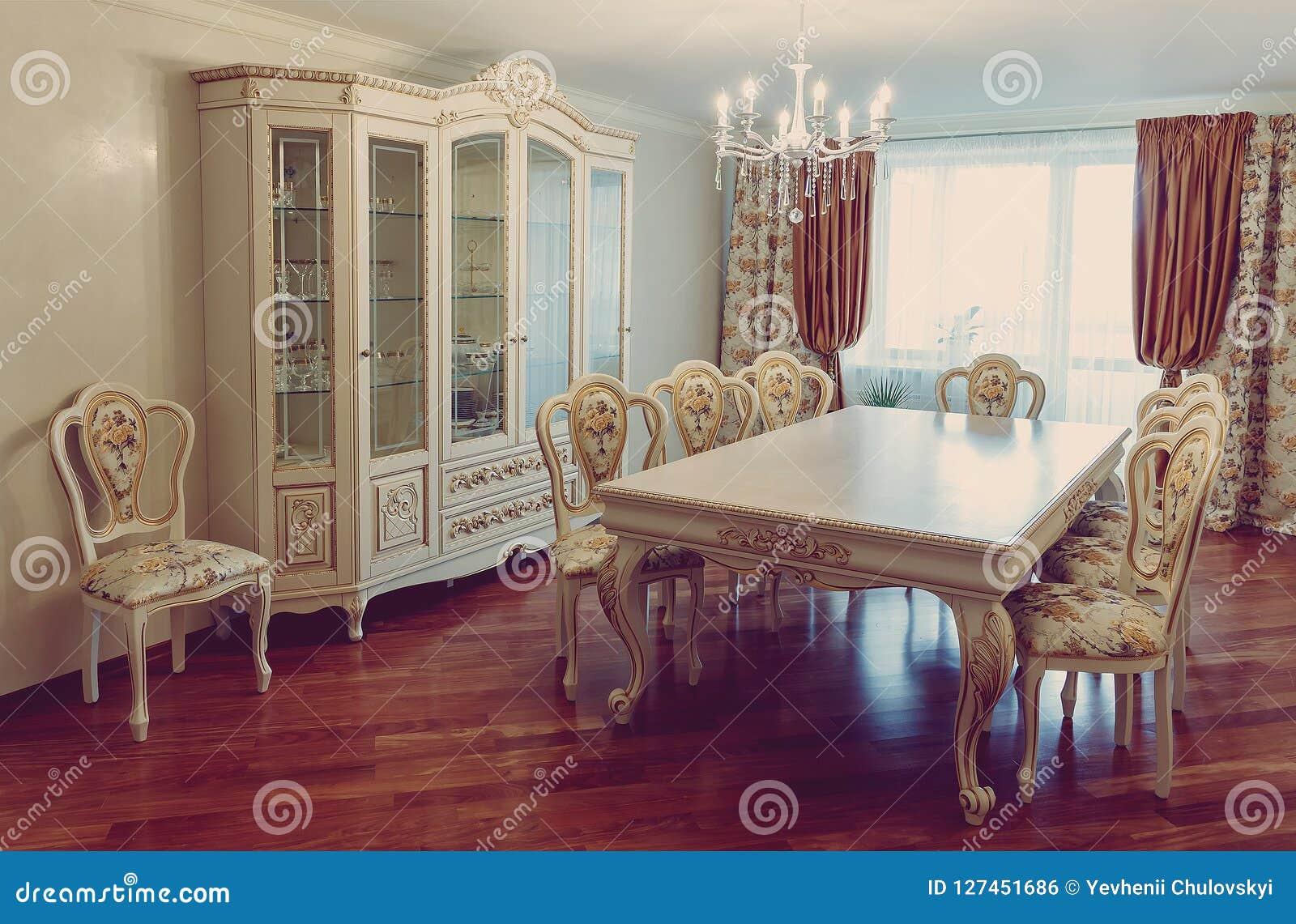 highend luxury furniture interior of modern living room