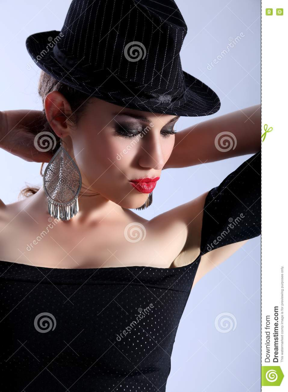 Stylish Fashion Photography By Street Etiquette ... |Hat Fashion Photography