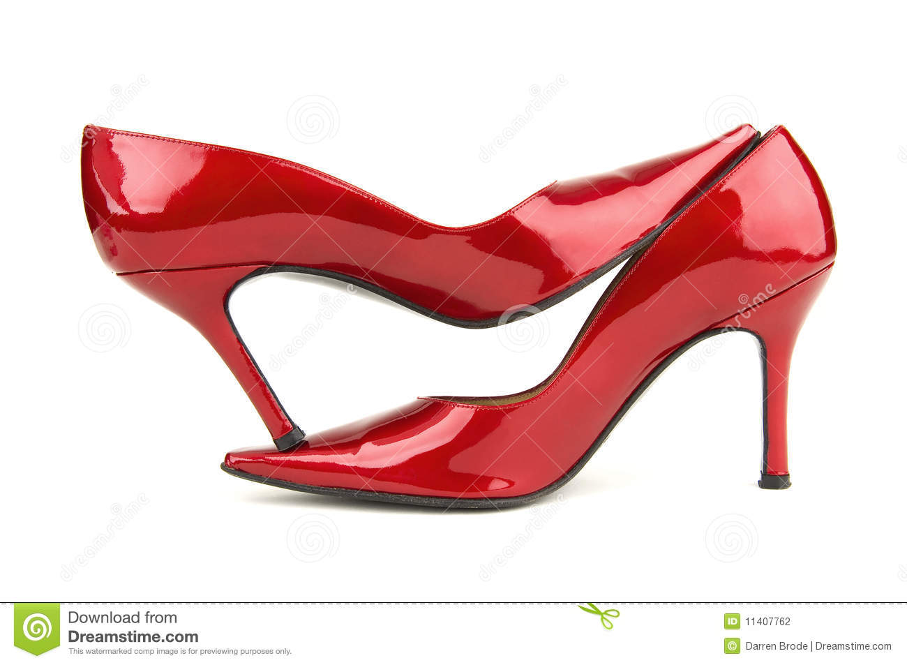 high fashion shoes stock photography image 11407762