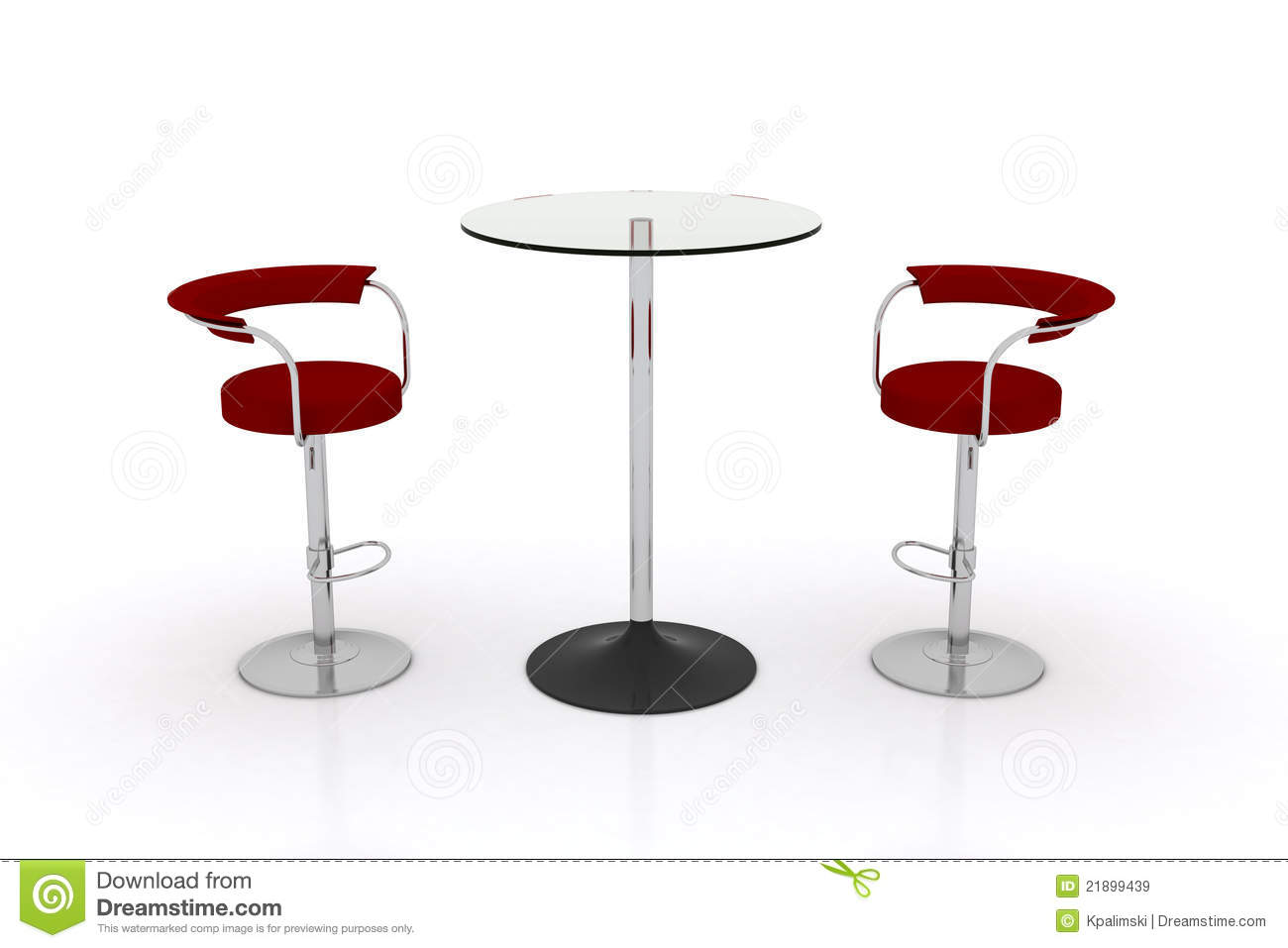 Nice Royalty Free Stock Photo. Download High Glass Top Table ...