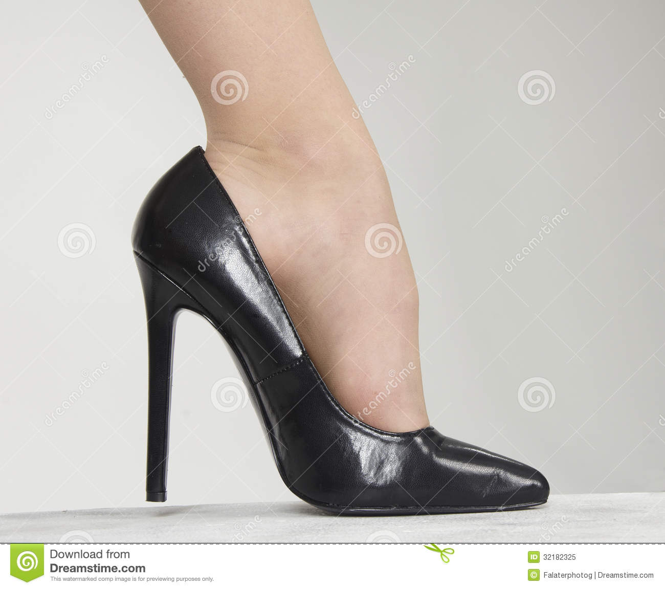 High Heel Shoe Royalty Free Stock Photo Image 32182325