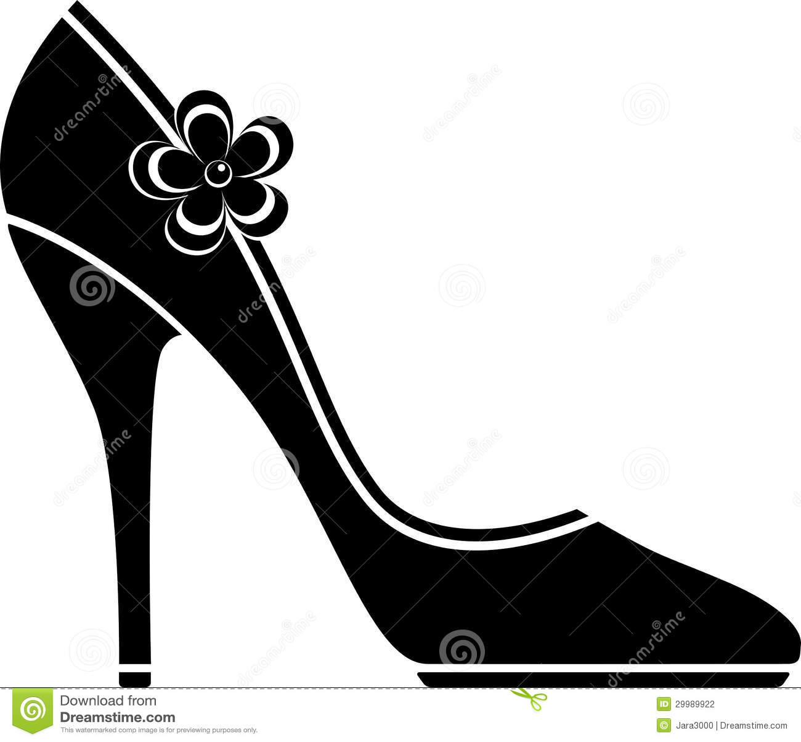 Marilyn Monroe High Heel Shoes