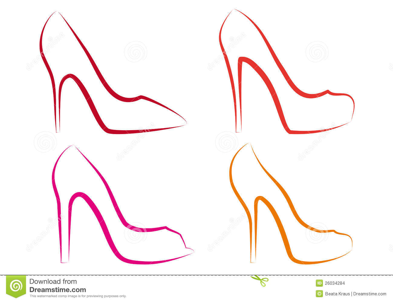 Stock Images High Heel Shoes Vector Set Image26034284 besides Diva Night 2 together with Bridal Shoes High Heels also Ballet Shoe Clip Art furthermore Red glitter high heels black birthday party invitation 161818140888582781. on diva shoe clip art