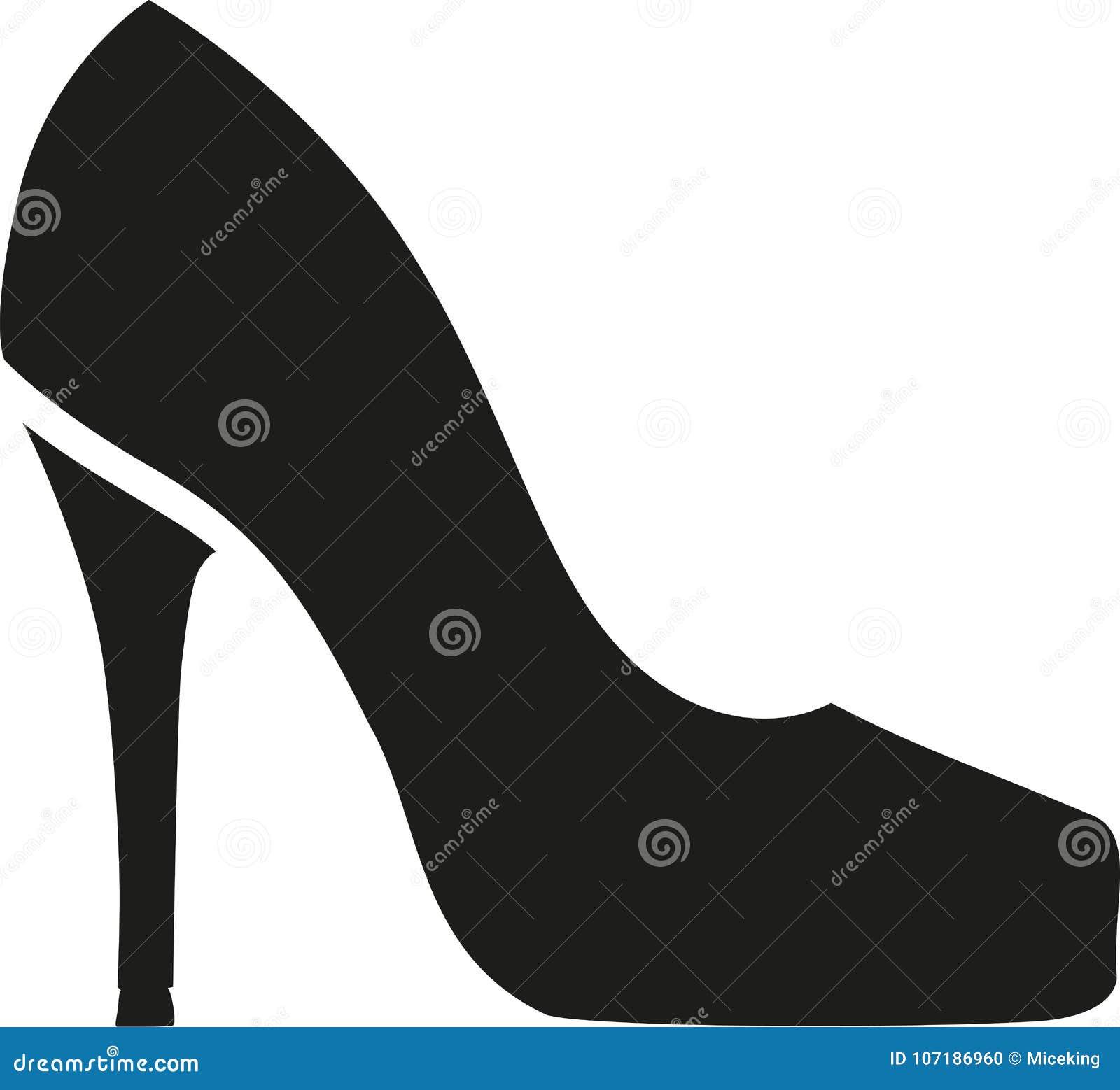 high heel clipart.html