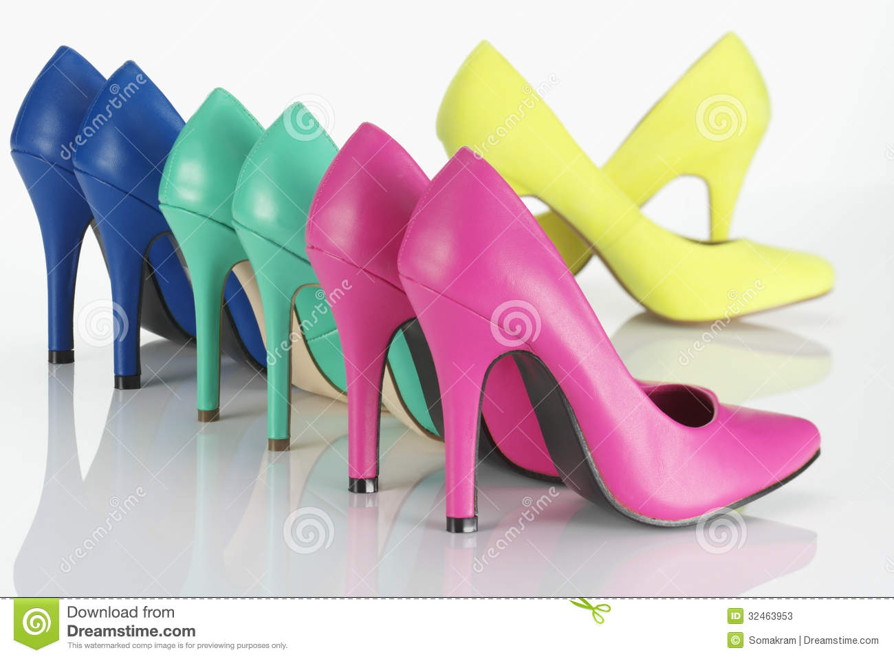 4a18821f238ad High Heels stock image. Image of footwear, dressy, pink - 32463953