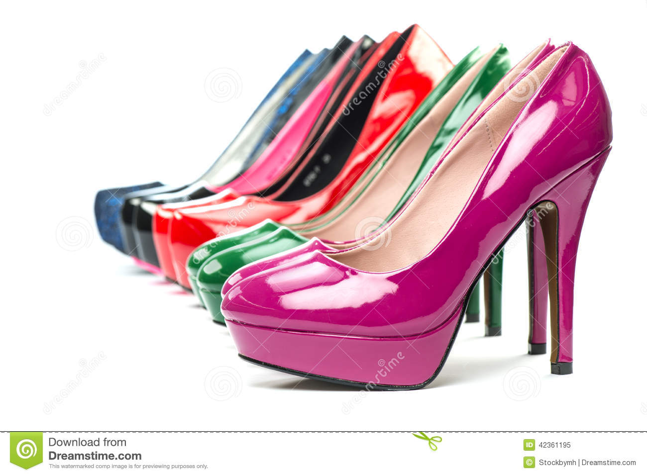 Different High Heels - Is Heel