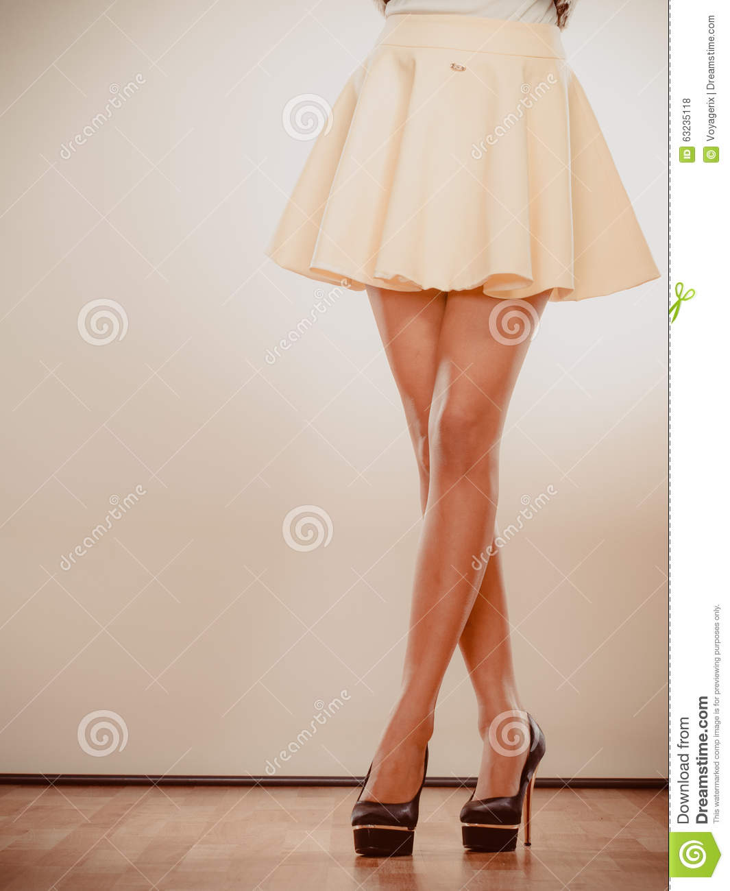 high heels spiked shoes on female legs stock photo - image of