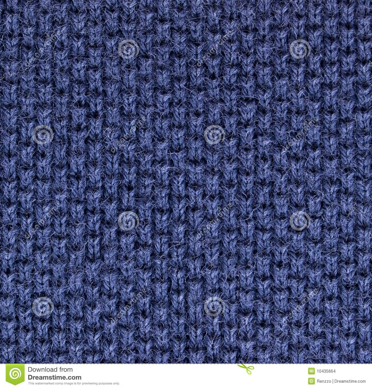 High Magnification Polo Shirt Fabric Knit Texture Stock