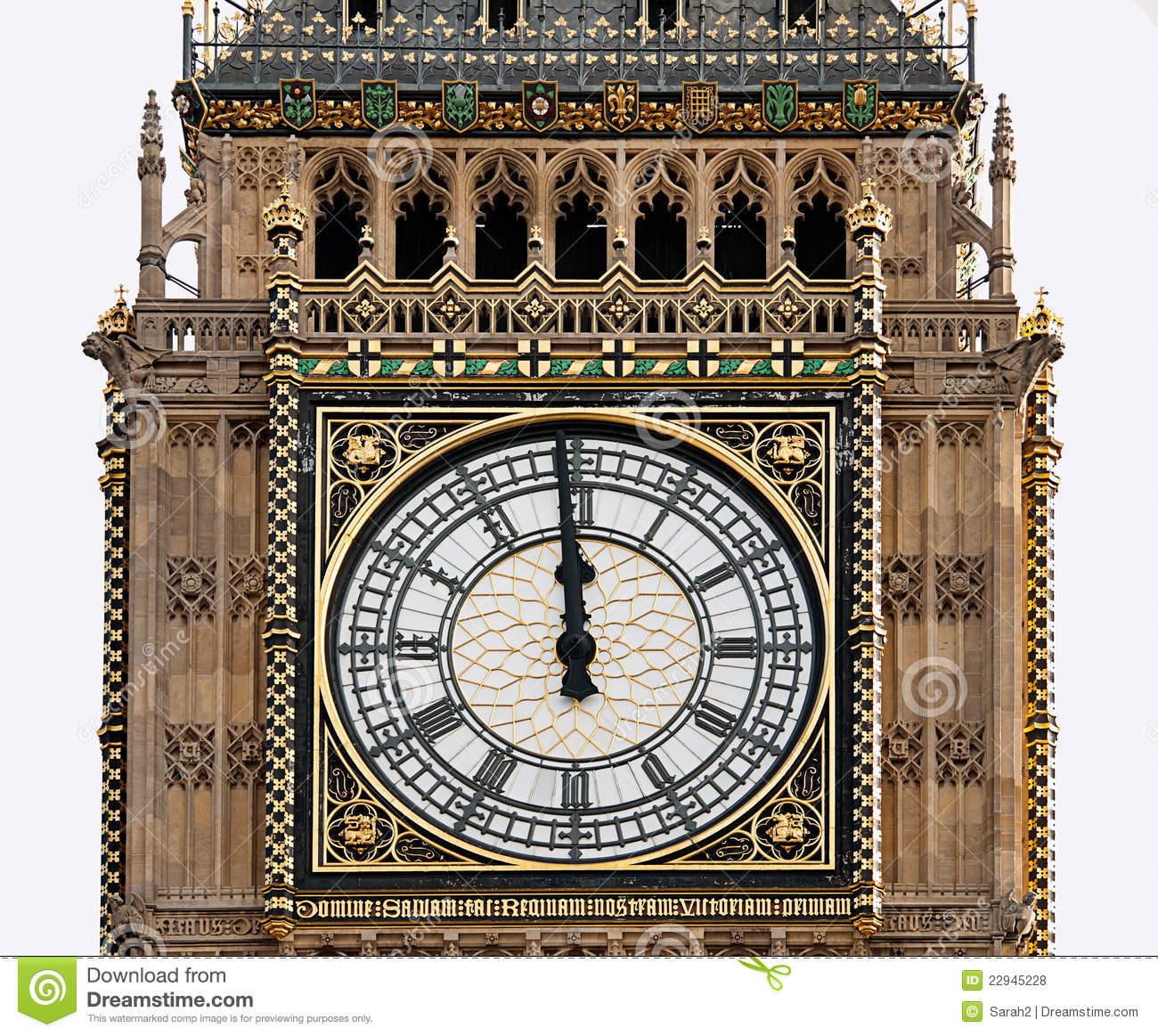 High Noon - Big Ben, London, Midnight, Midday Royalty Free ...