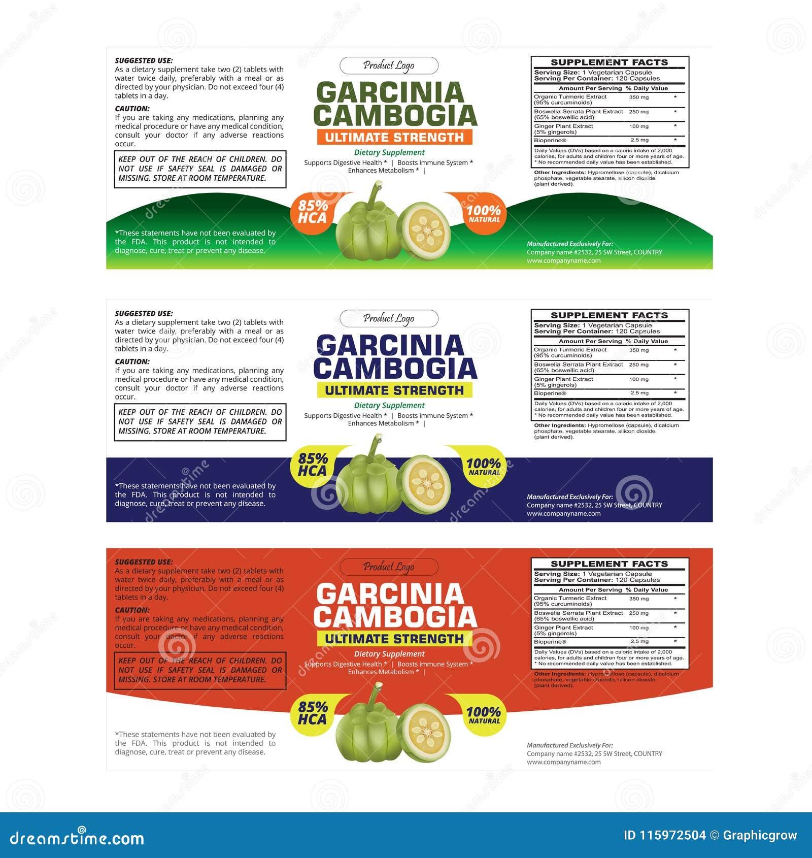 Garcinia cambogia quality nature