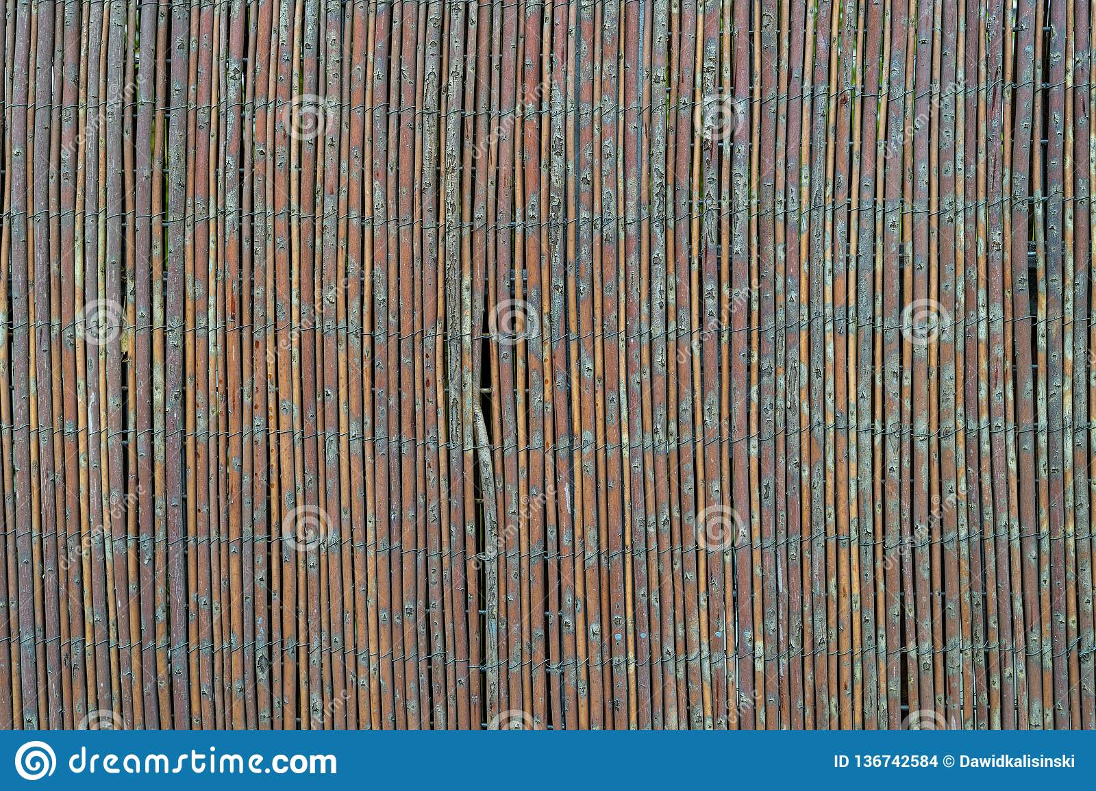 Grunge bamboo pattern - high quality texture / background