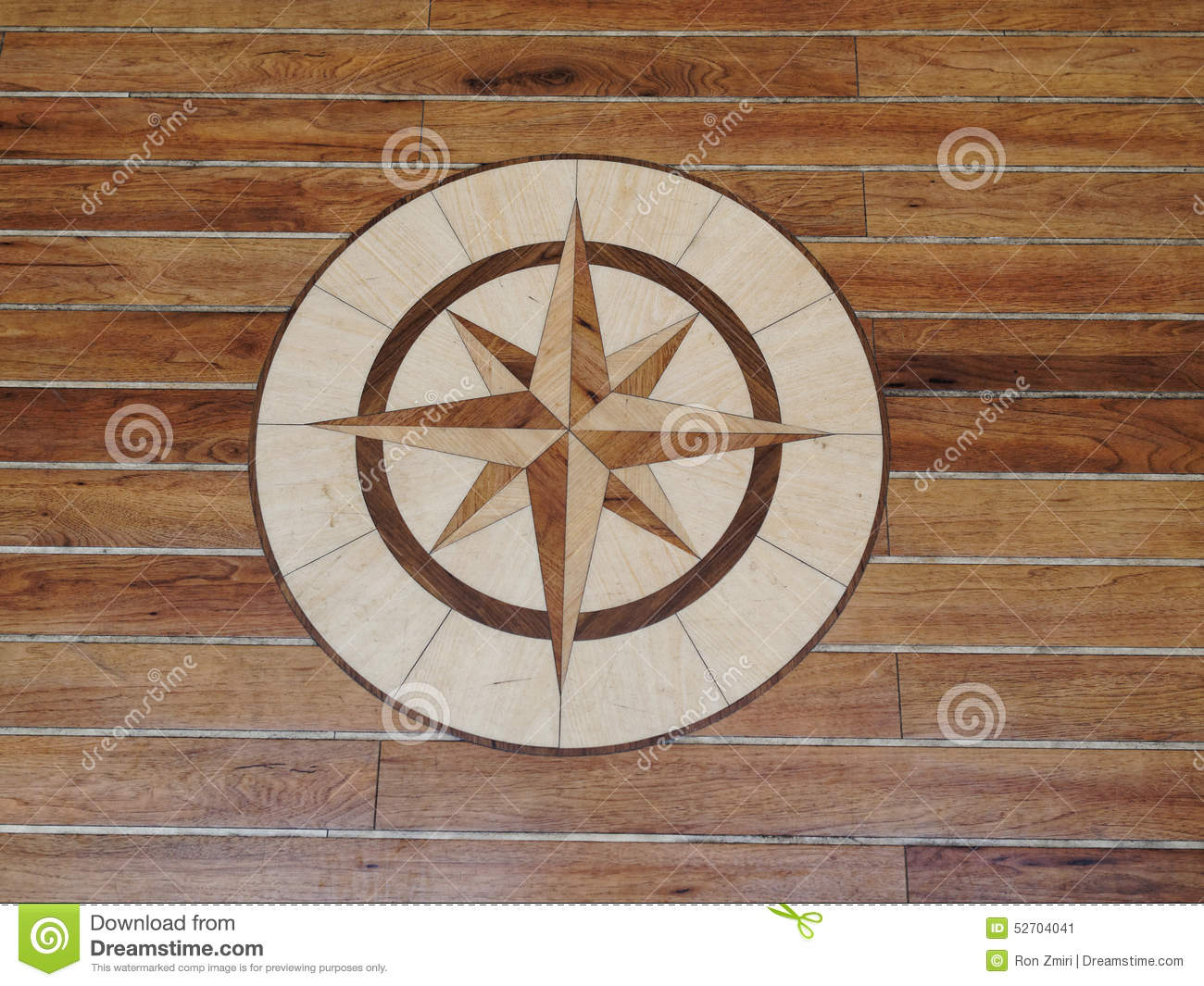 High Quality Wooden Floor Of A Sailing Boat Stock Photo - Image ...