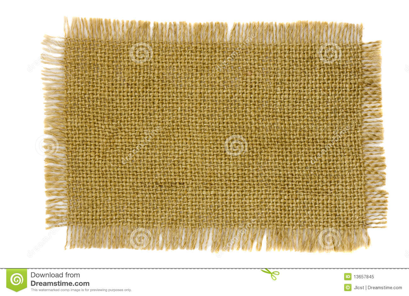 Frayed Edge Fabric