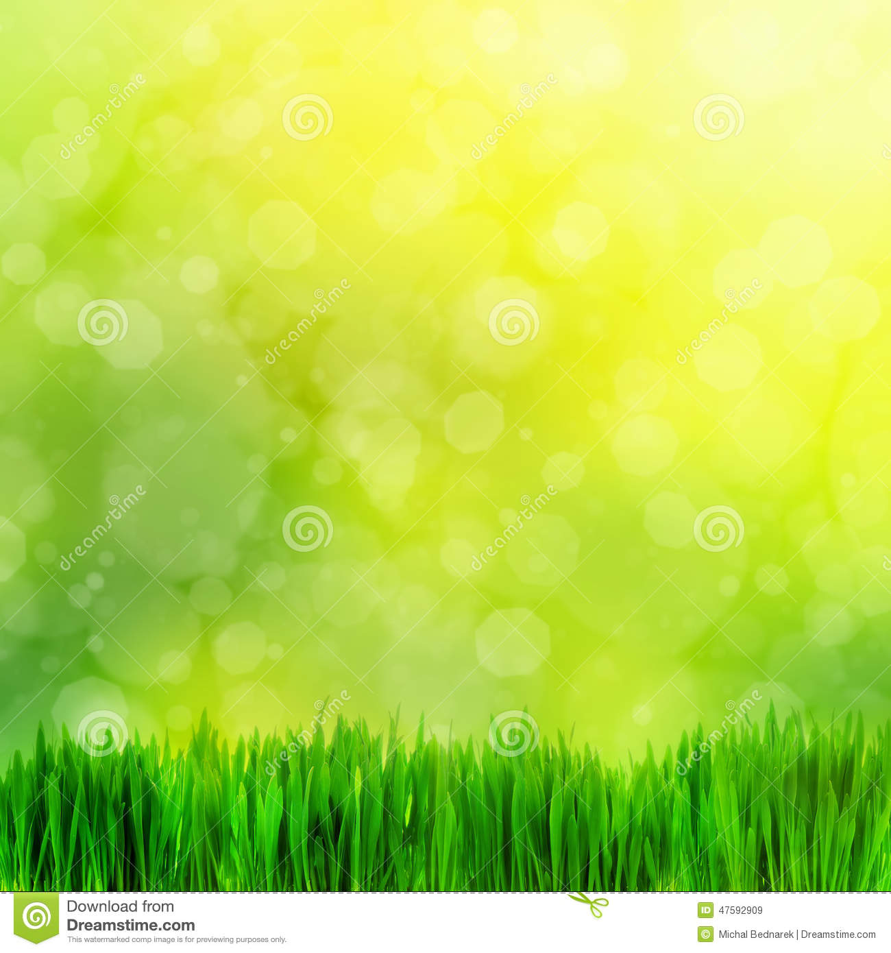 High resolution image of fresh green grass nature blur for Ideanature