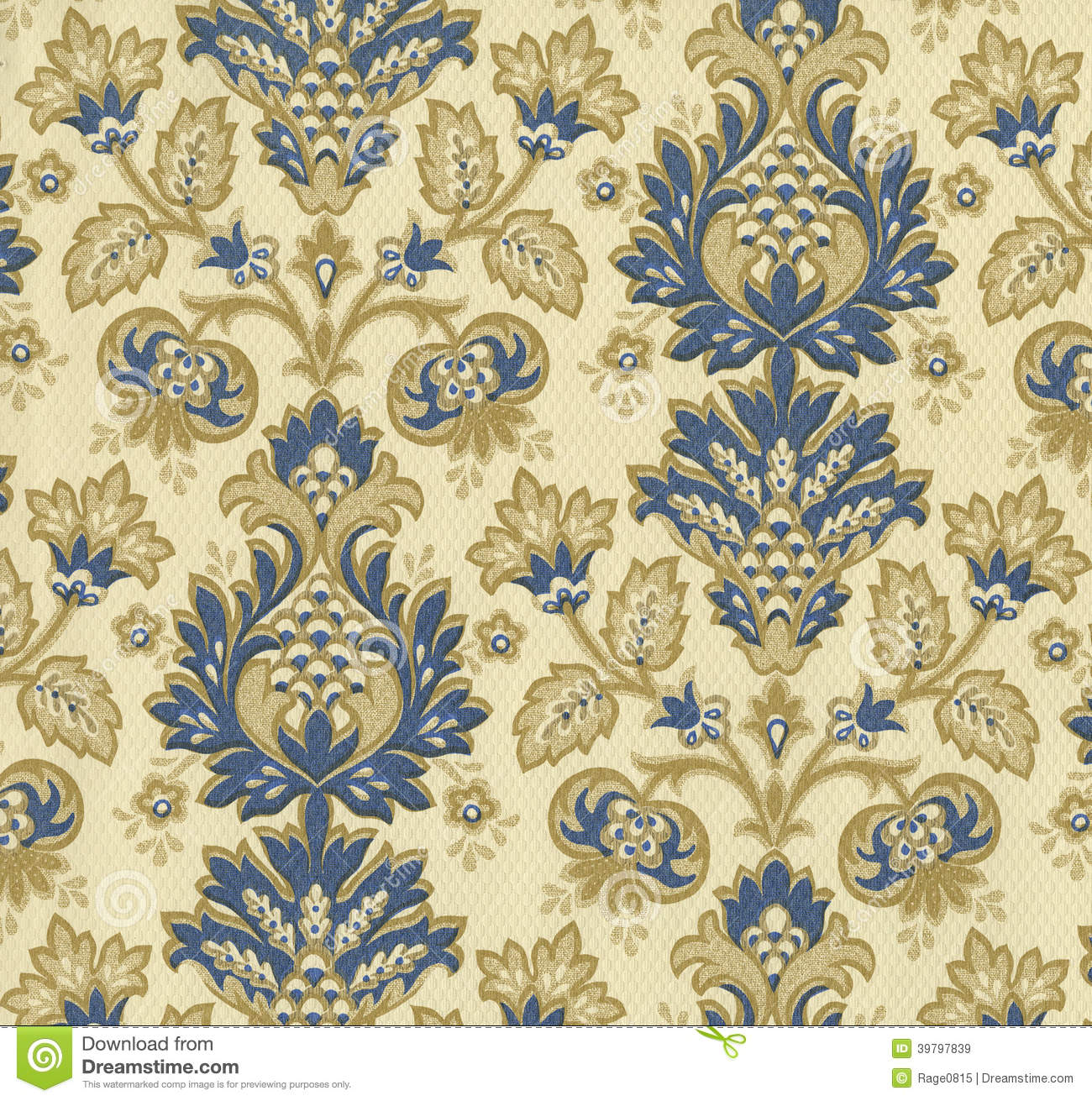 High Resolution Wallpaper: High Resolution Wallpaper With Floral Pattern Stock