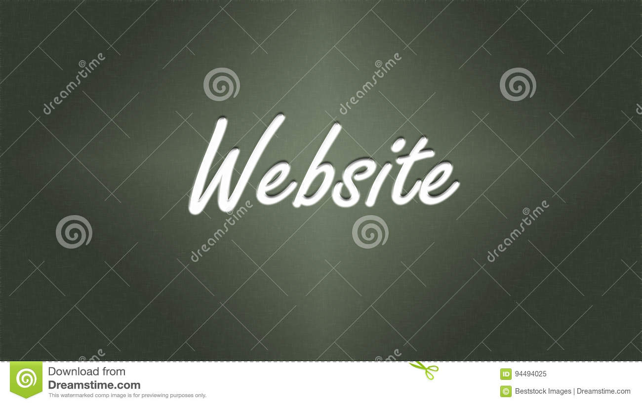 high resolution website quote with green color background graphic