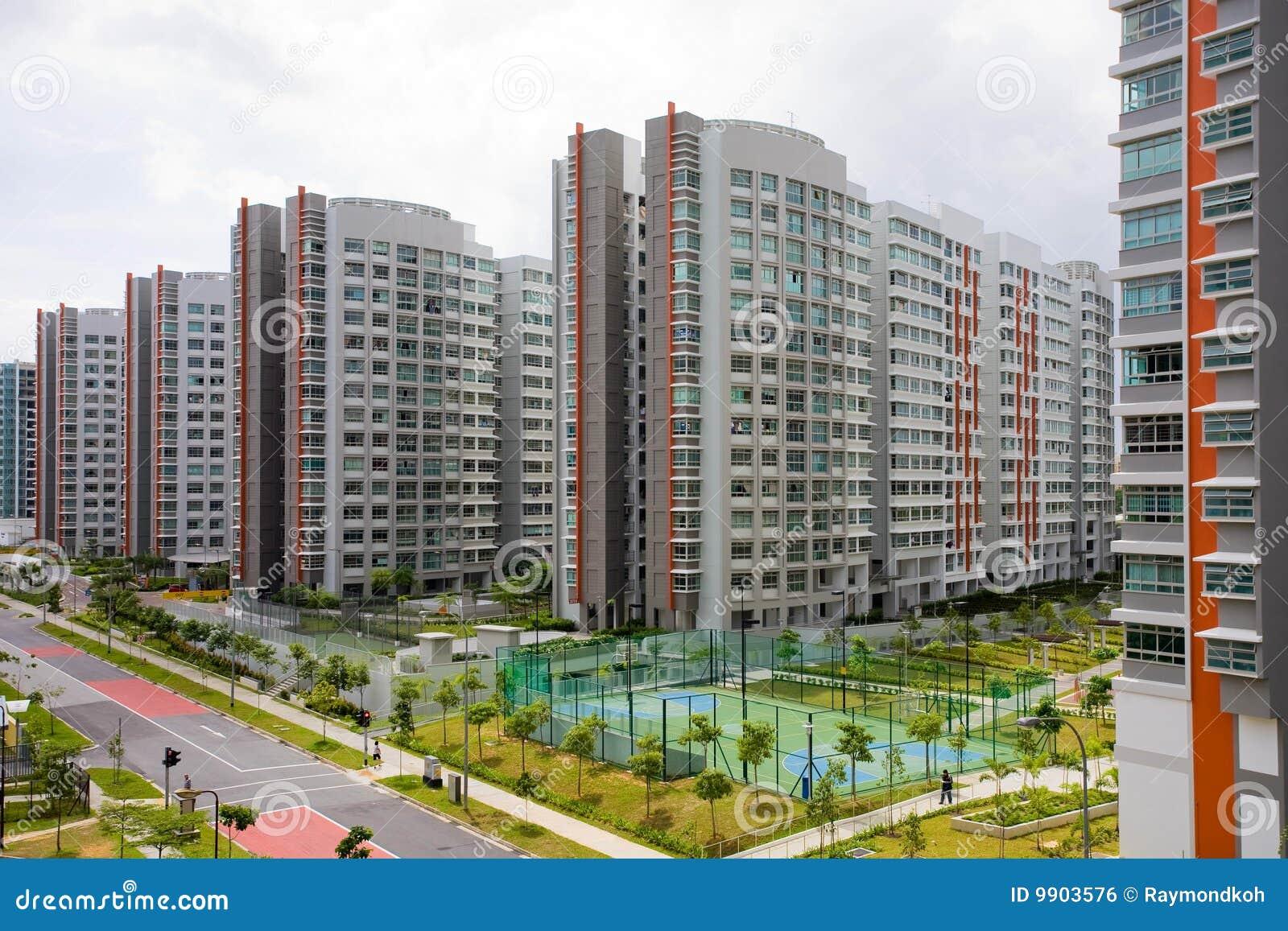 High Rise HDB Apartments