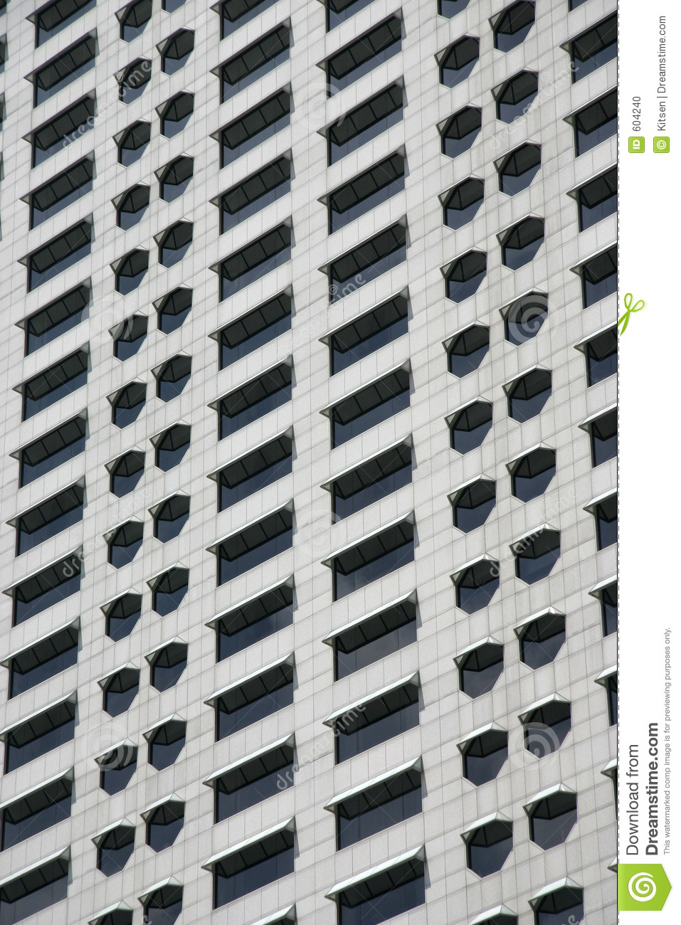 High-rise vensters