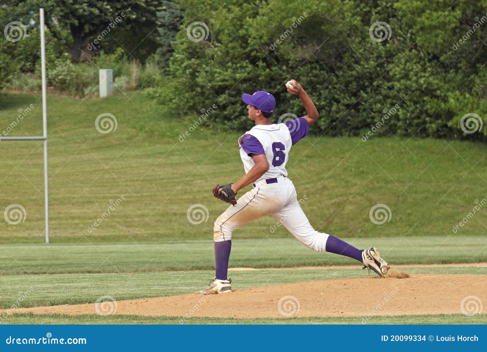 High School Baseball Editorial Stock Image - Image: 20099334