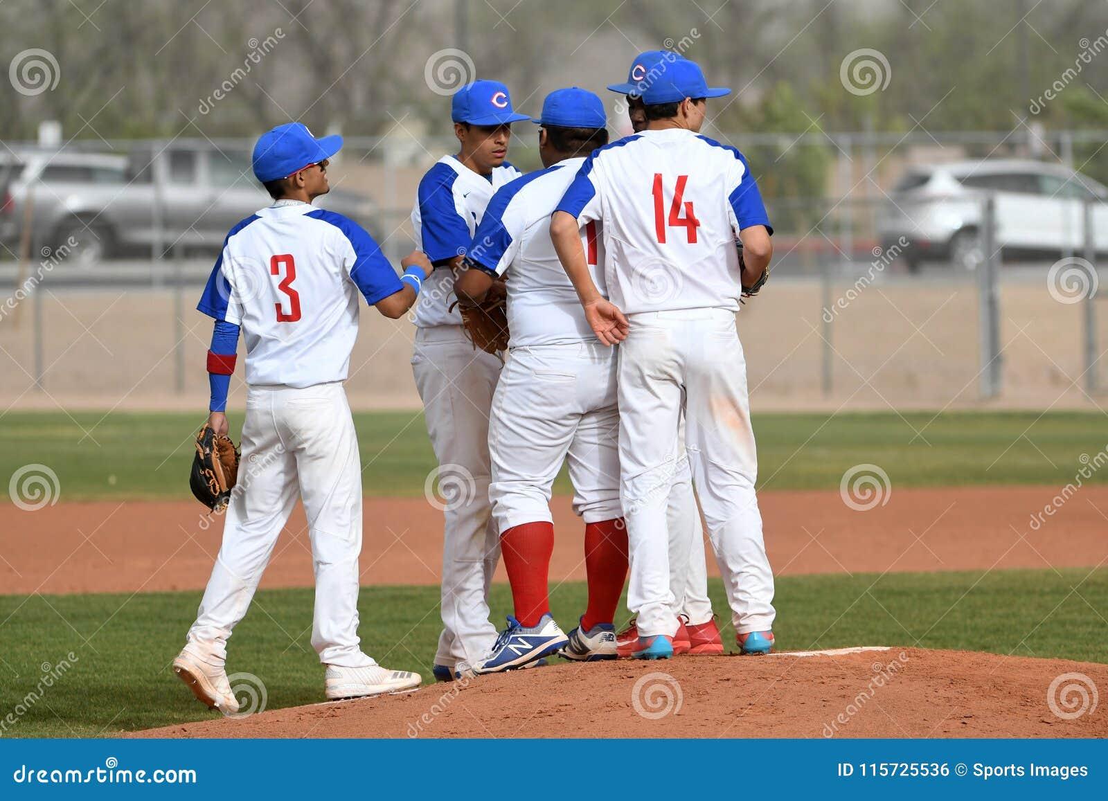 High School Baseball editorial photo  Image of players