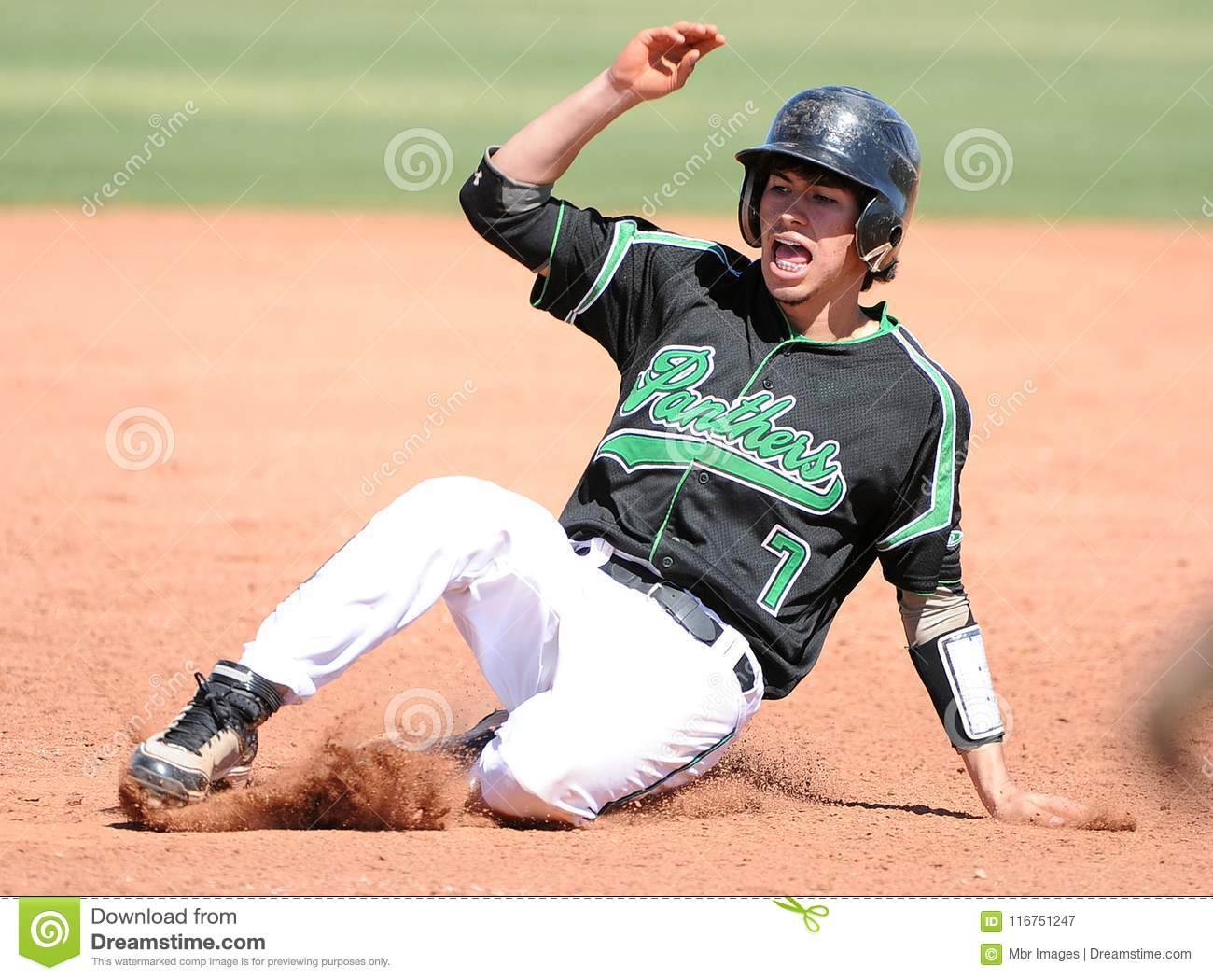 High School Baseball editorial photography  Image of teenager