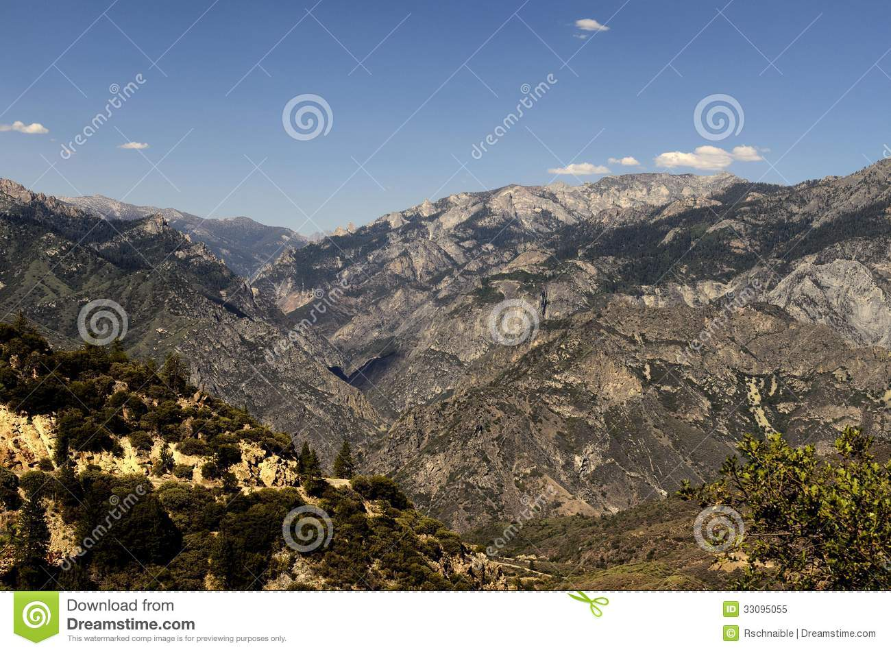 High sierra mountain valley royalty free stock photo for Sierra valley
