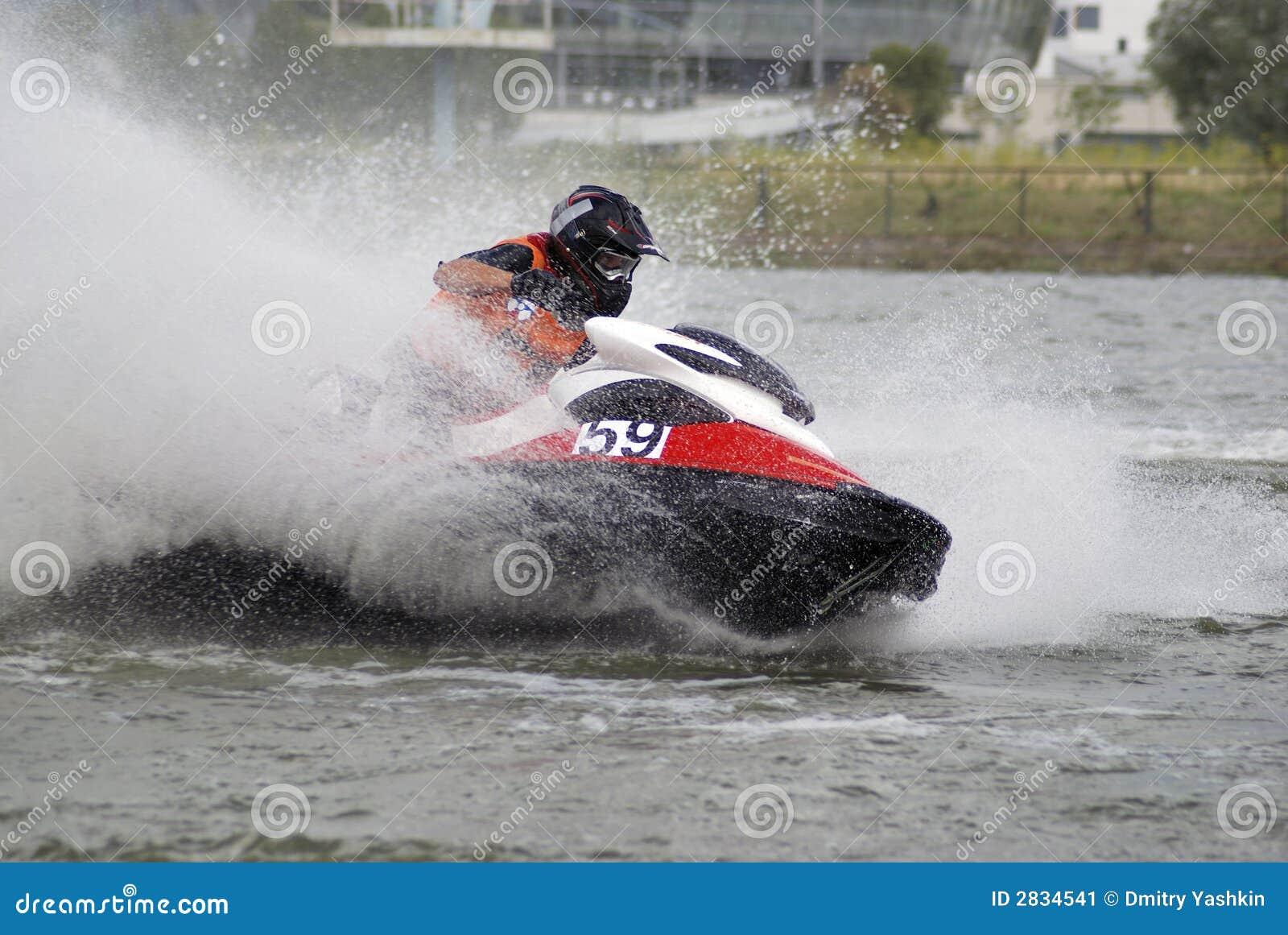 High-speed jetski5