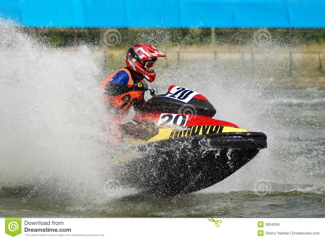 High-speed jetski6