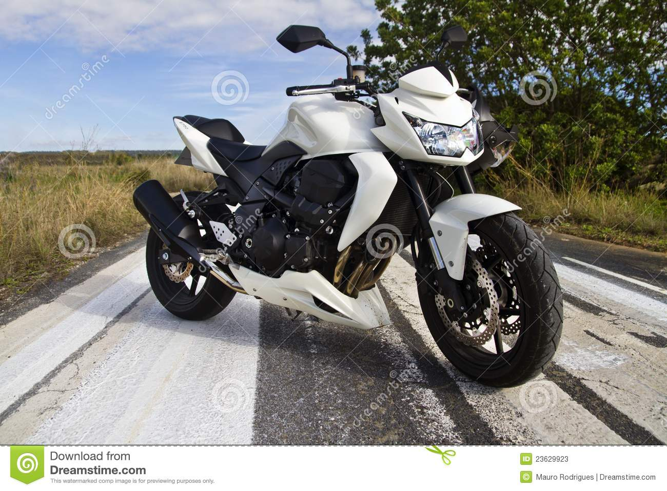 High Speed Motorcycle