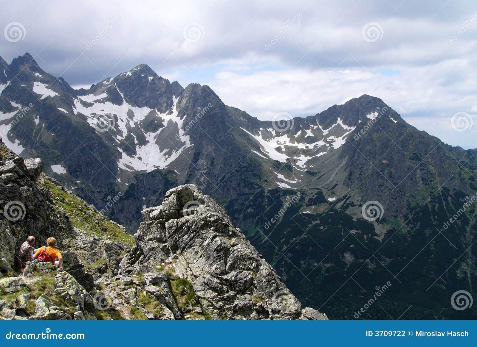 The High Tatras Mountains, Slovakia
