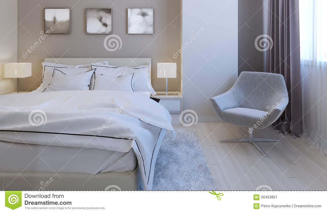 High Tech Bedroom High Tech Bedroom Design Stock Photo Image 56453851