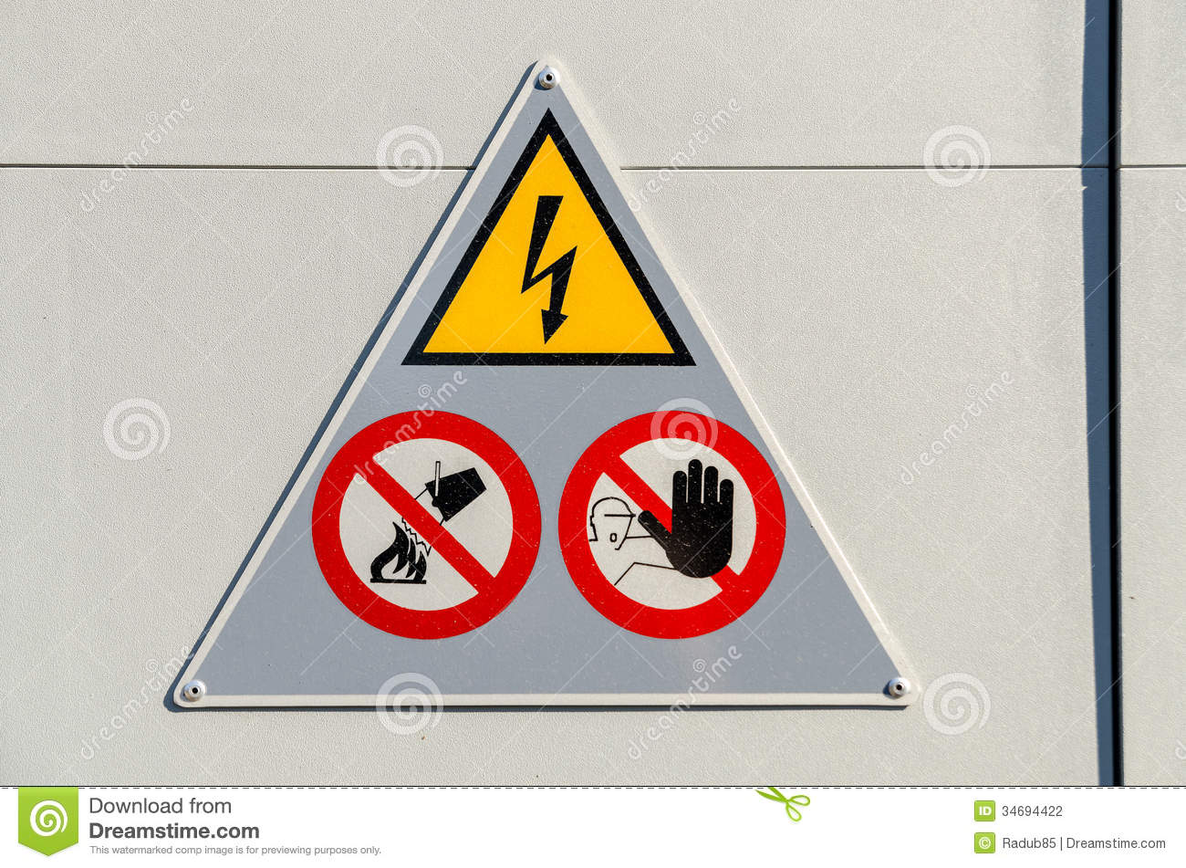 High voltage danger sign stock photo image of death 34694422 high voltage danger sign buycottarizona