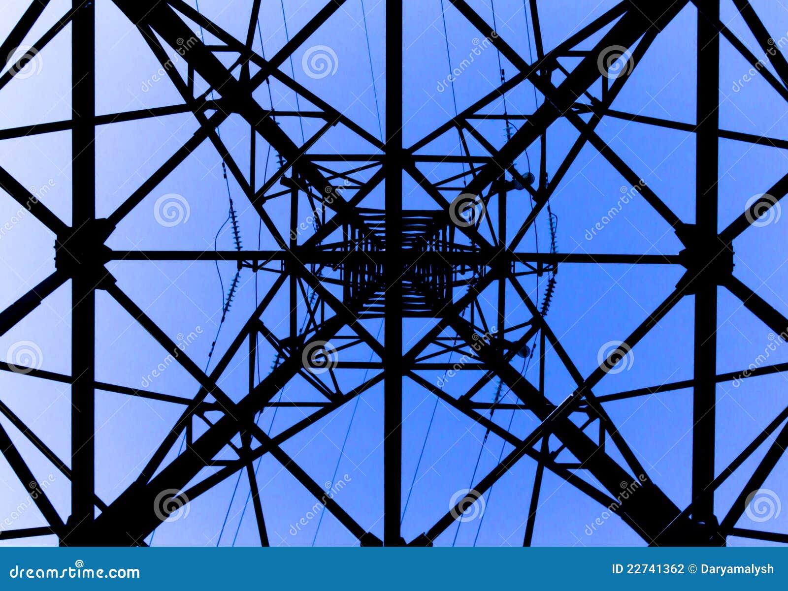 High-voltage Line Support