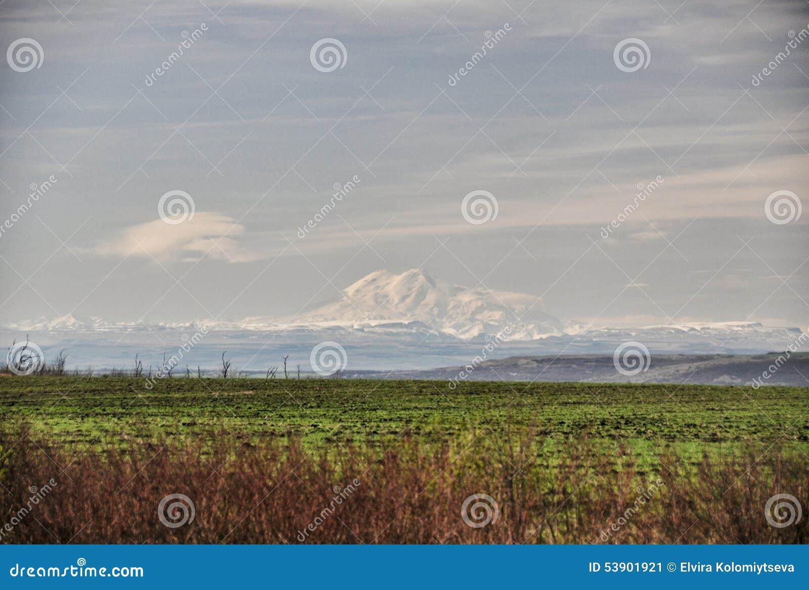 Highest berg in Europa