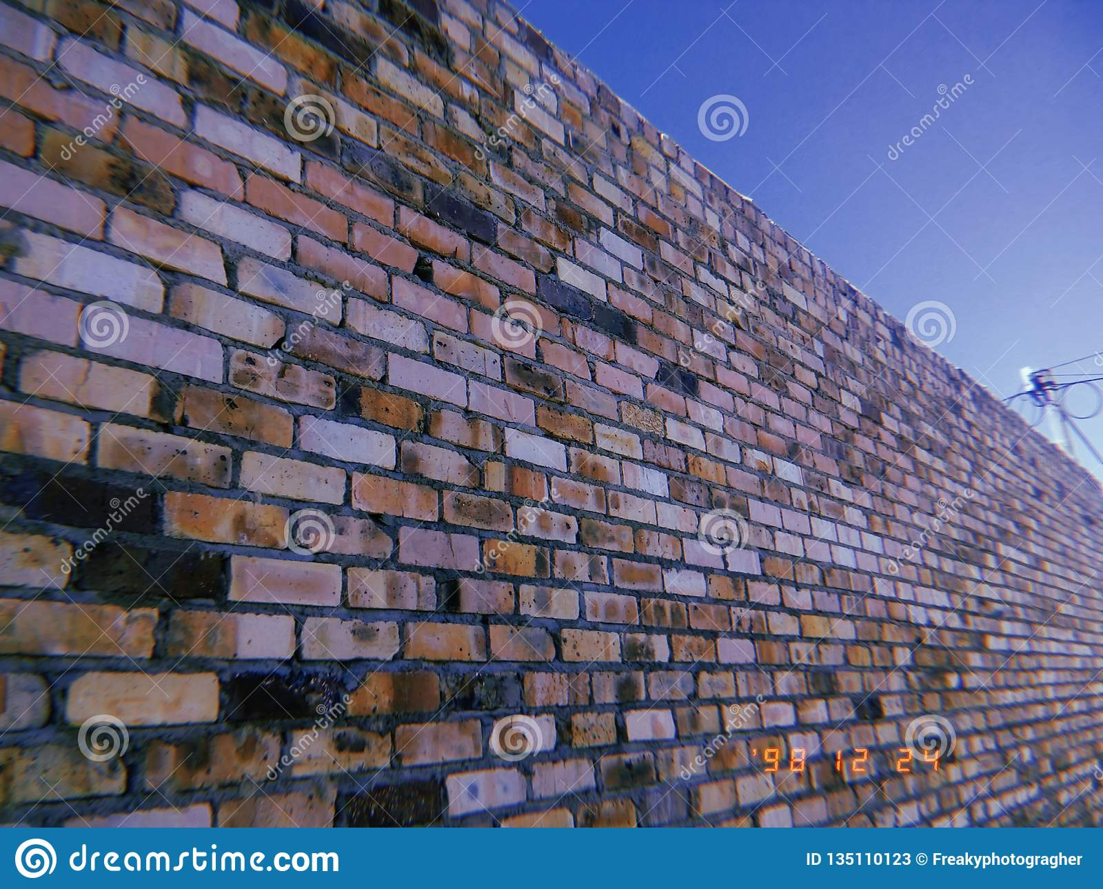 The highest brick wall