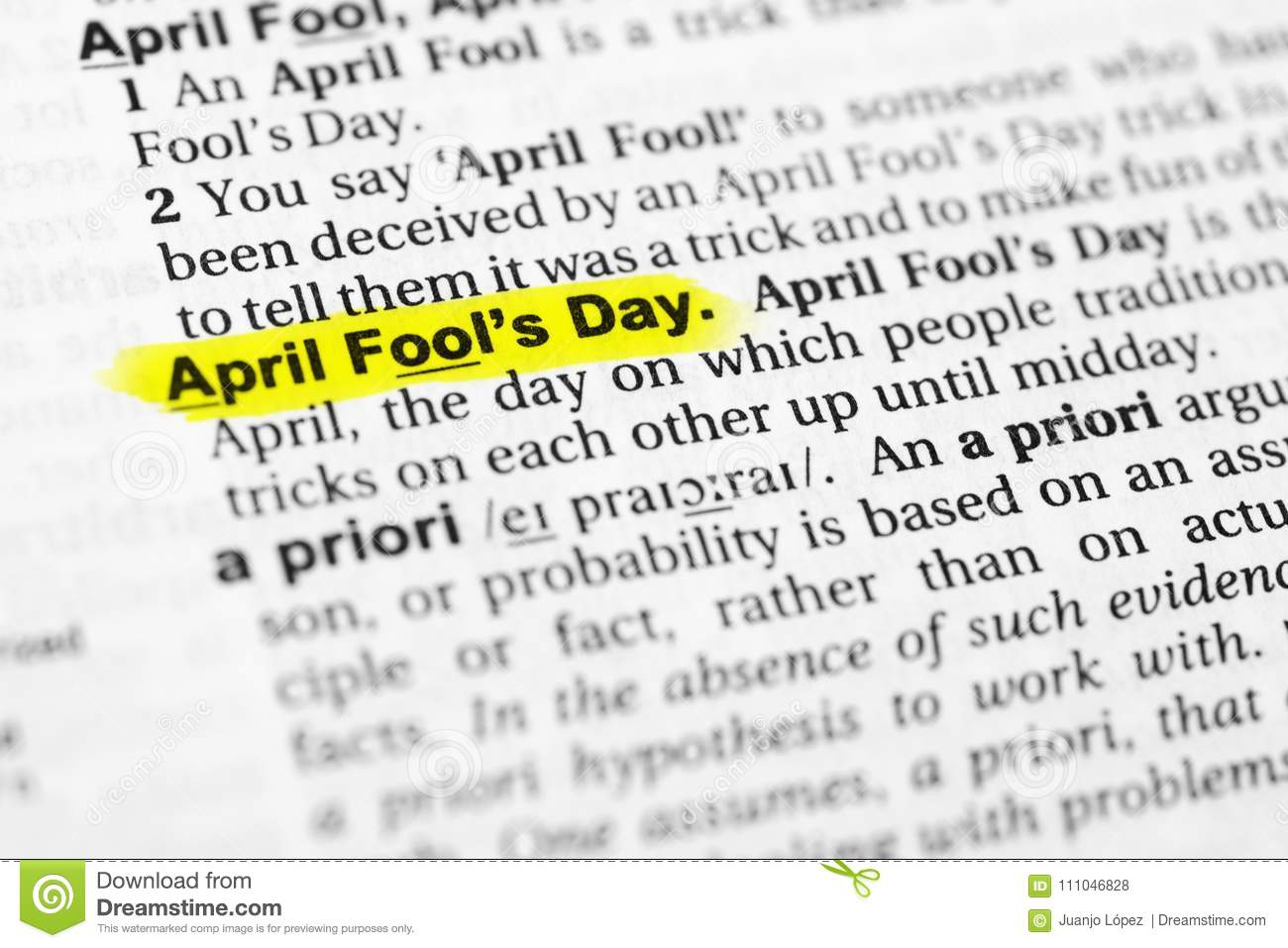 What does the word fool really mean?