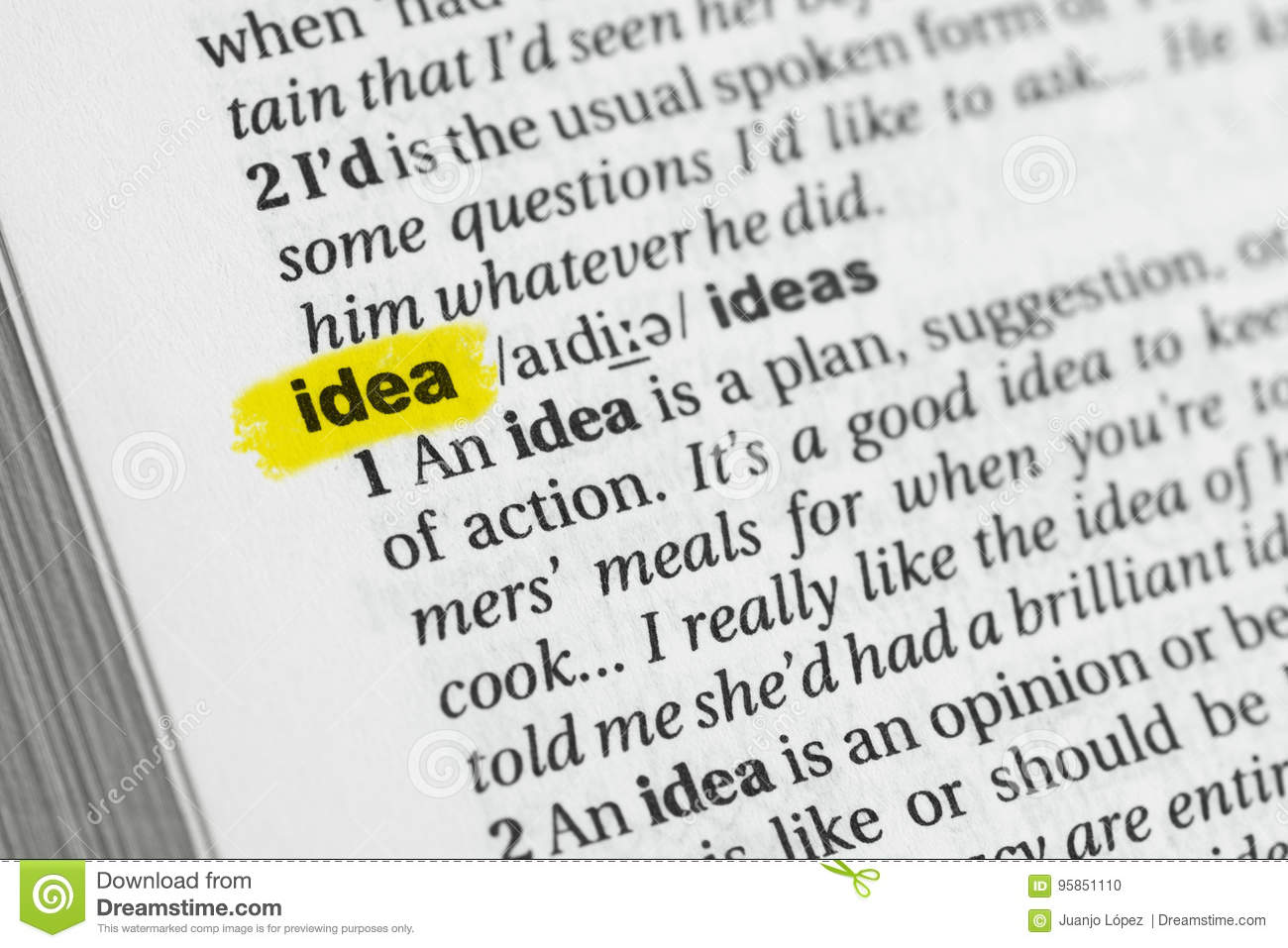 Highlighted English Word & X22