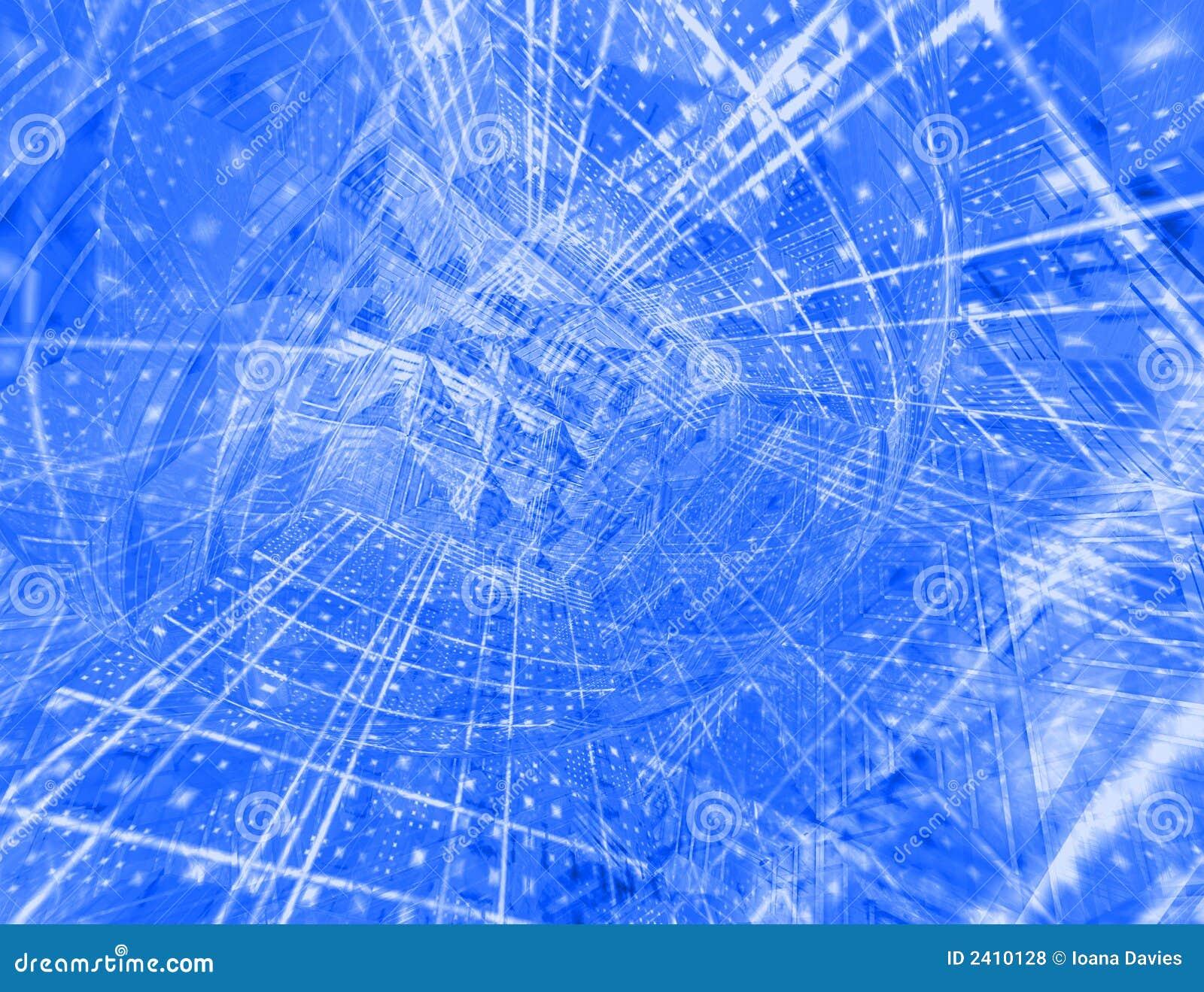 Hightech- abstrakter Hintergrund