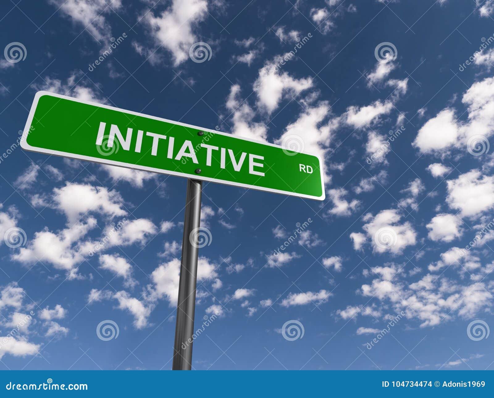 Initiative Road