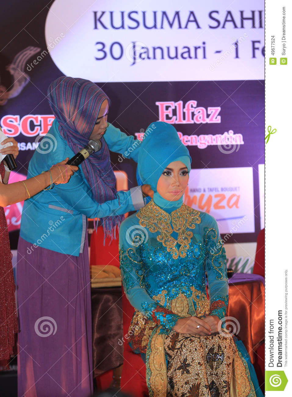 Unique Hijabtutorial Hijab Indonesia Hijab Unique Hh 2013