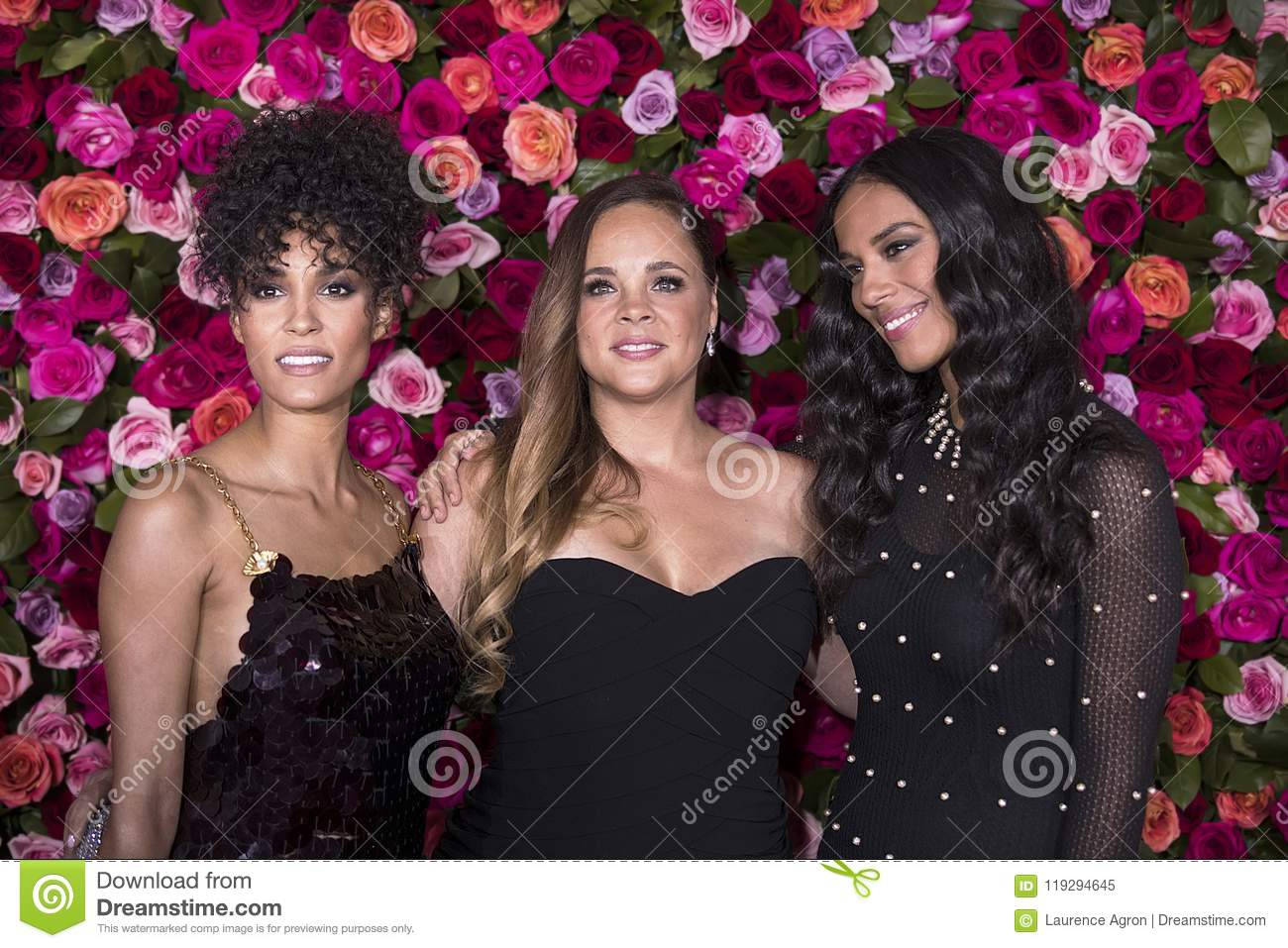 Hijas del ` s de Donna Summer en Tony Awards 2018