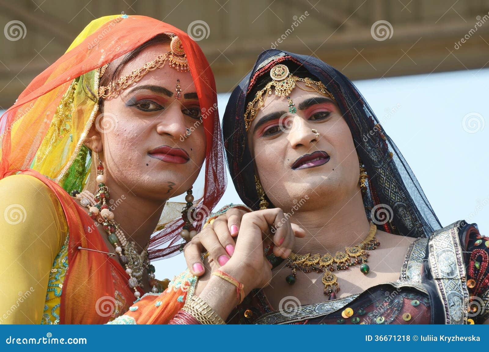 Фото индийских трансвеститов 15