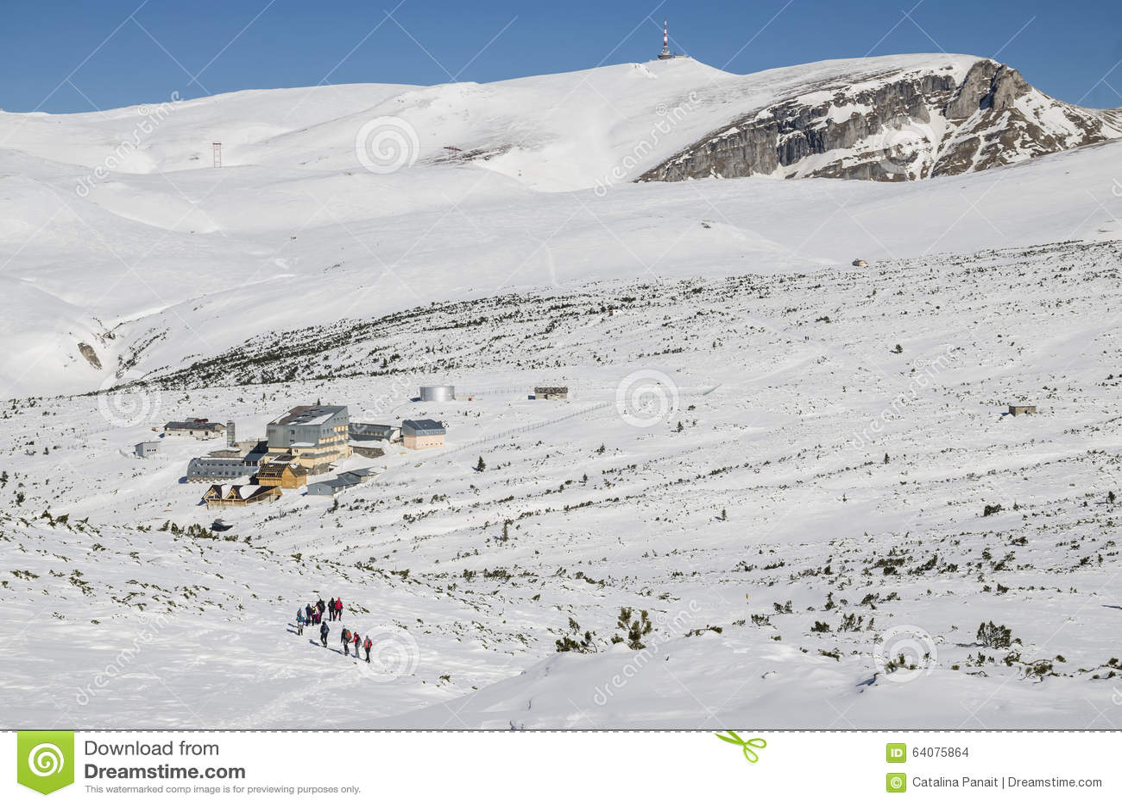 towards the snowy - photo #26