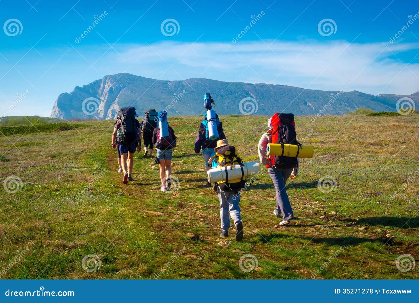 Trekking Group 81
