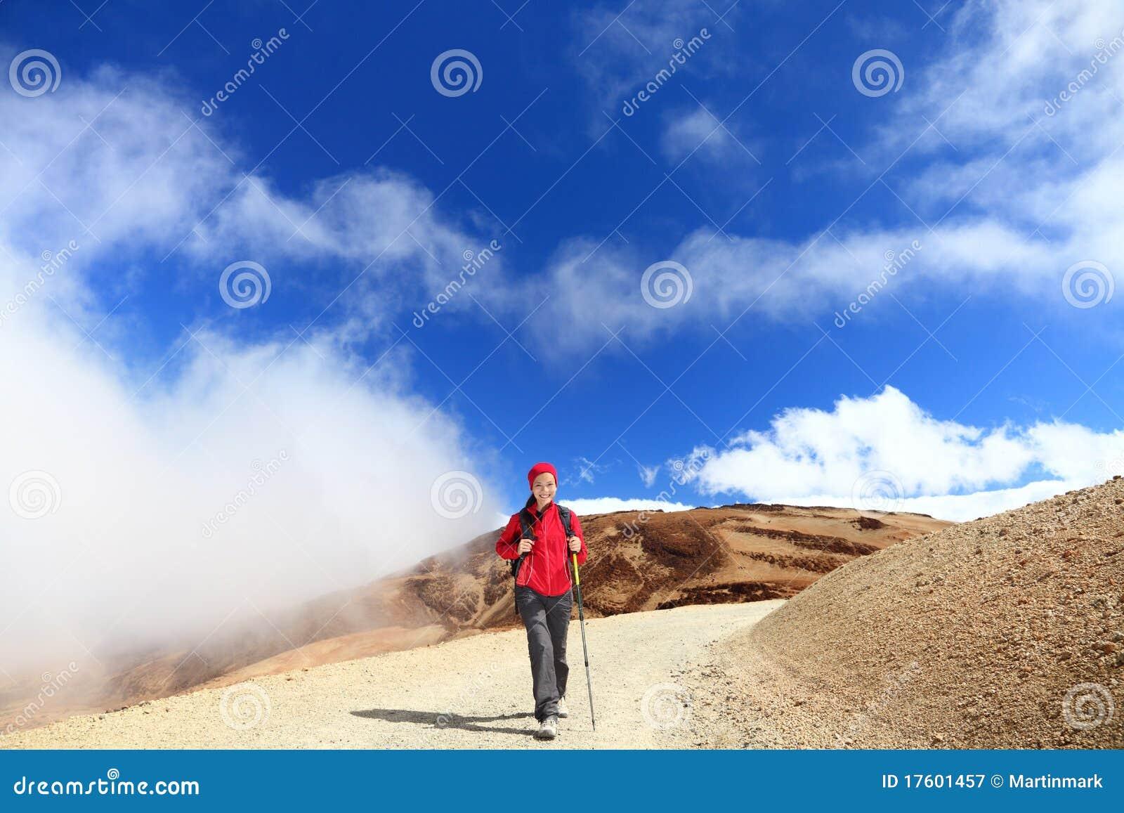 Hiking облаков