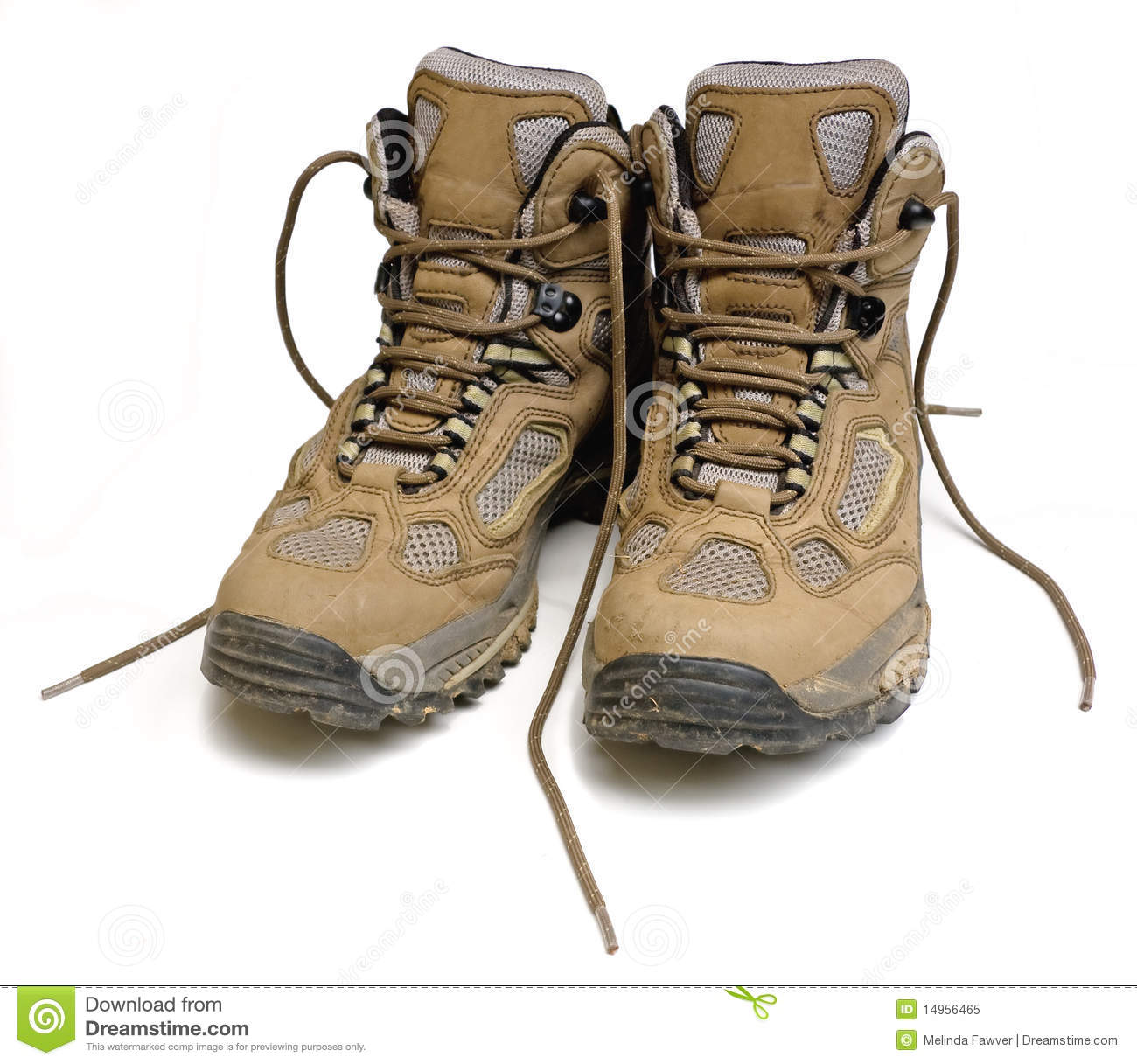 Hiking Boots Royalty Free Stock Photo Image 14956465