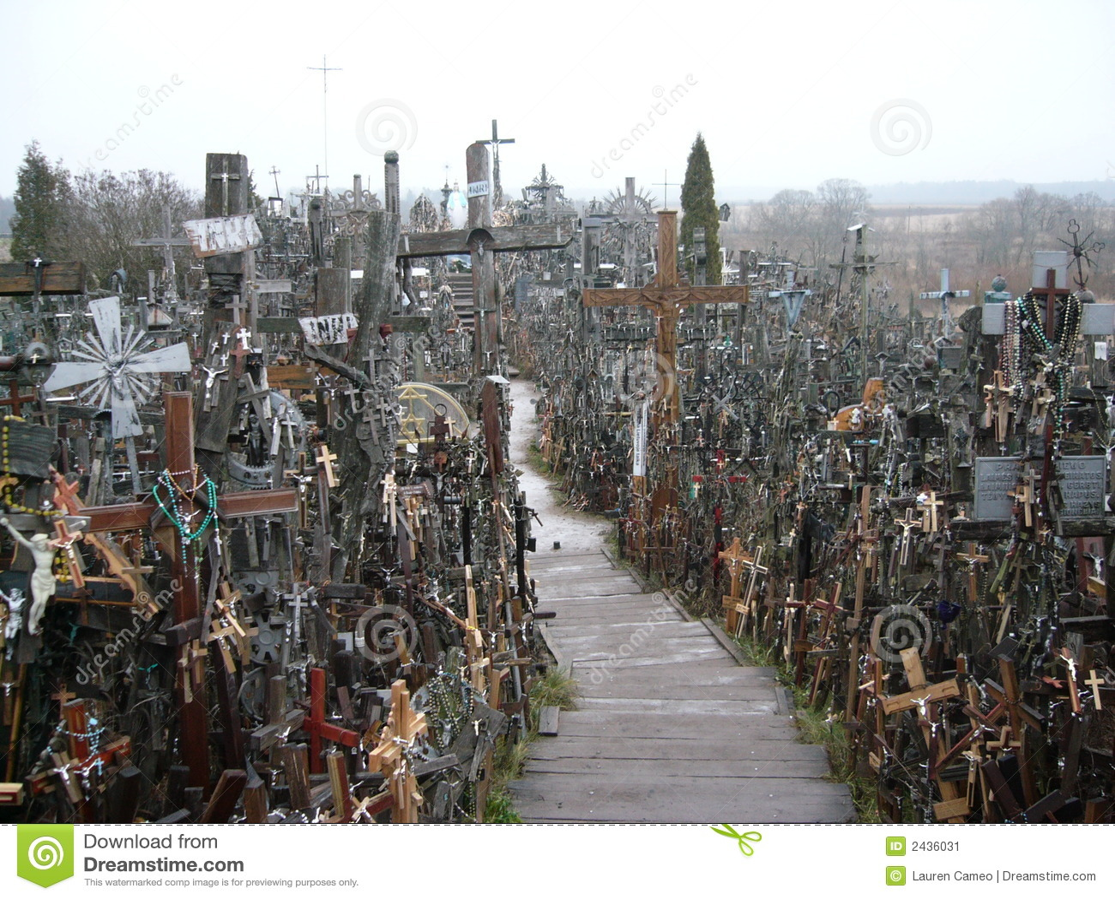 Castellammare del golfo sicily italy stock photo image 48782909 - Crosses At The Hill Of Crosses Siauliai Lithuania
