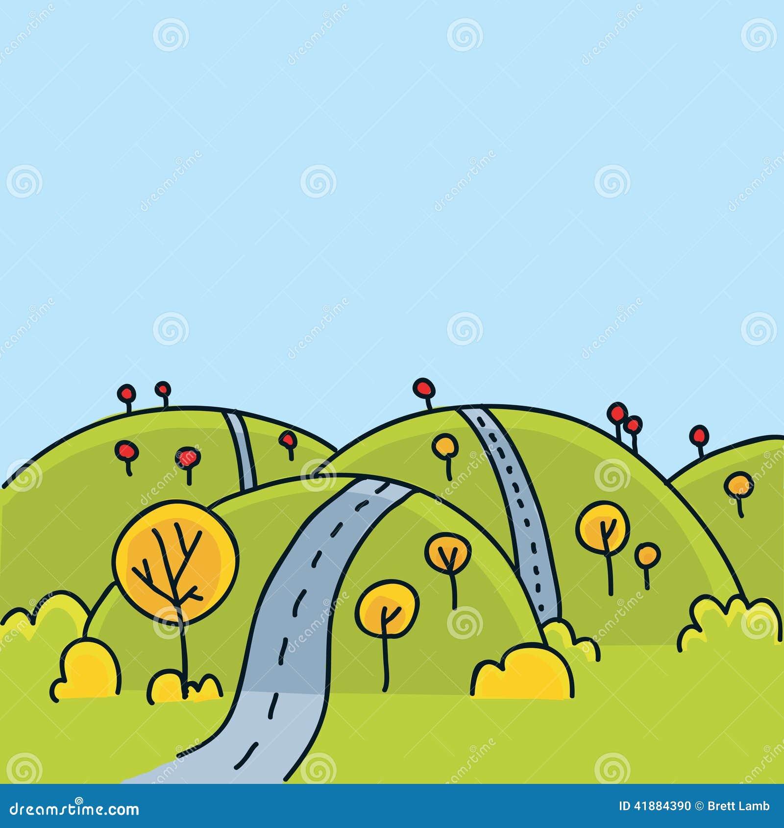 hill road stock illustration image 41884390 lamb clip art black and white lamp clipart