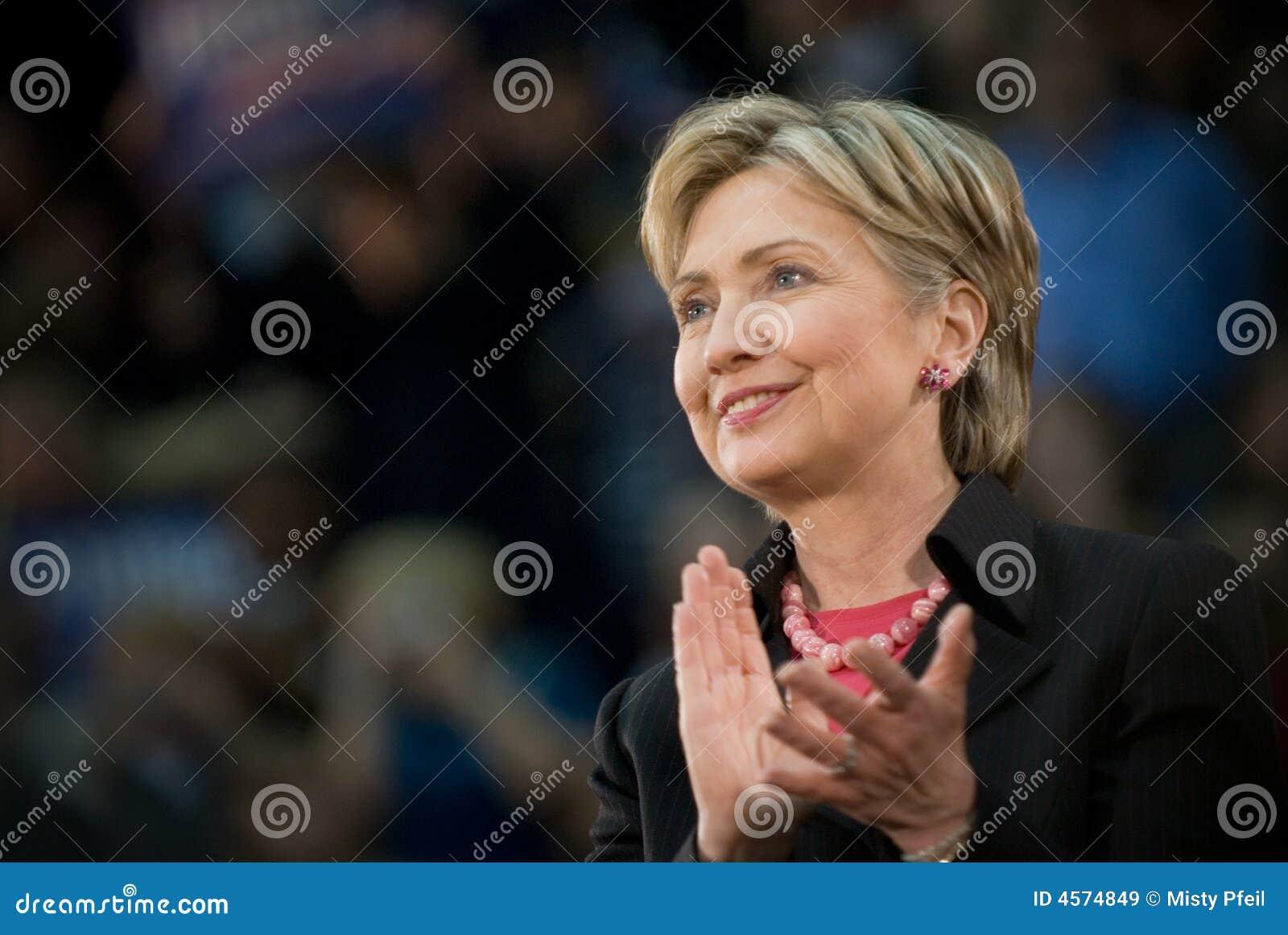 Hillary Clinton - het Horizontale Slaan